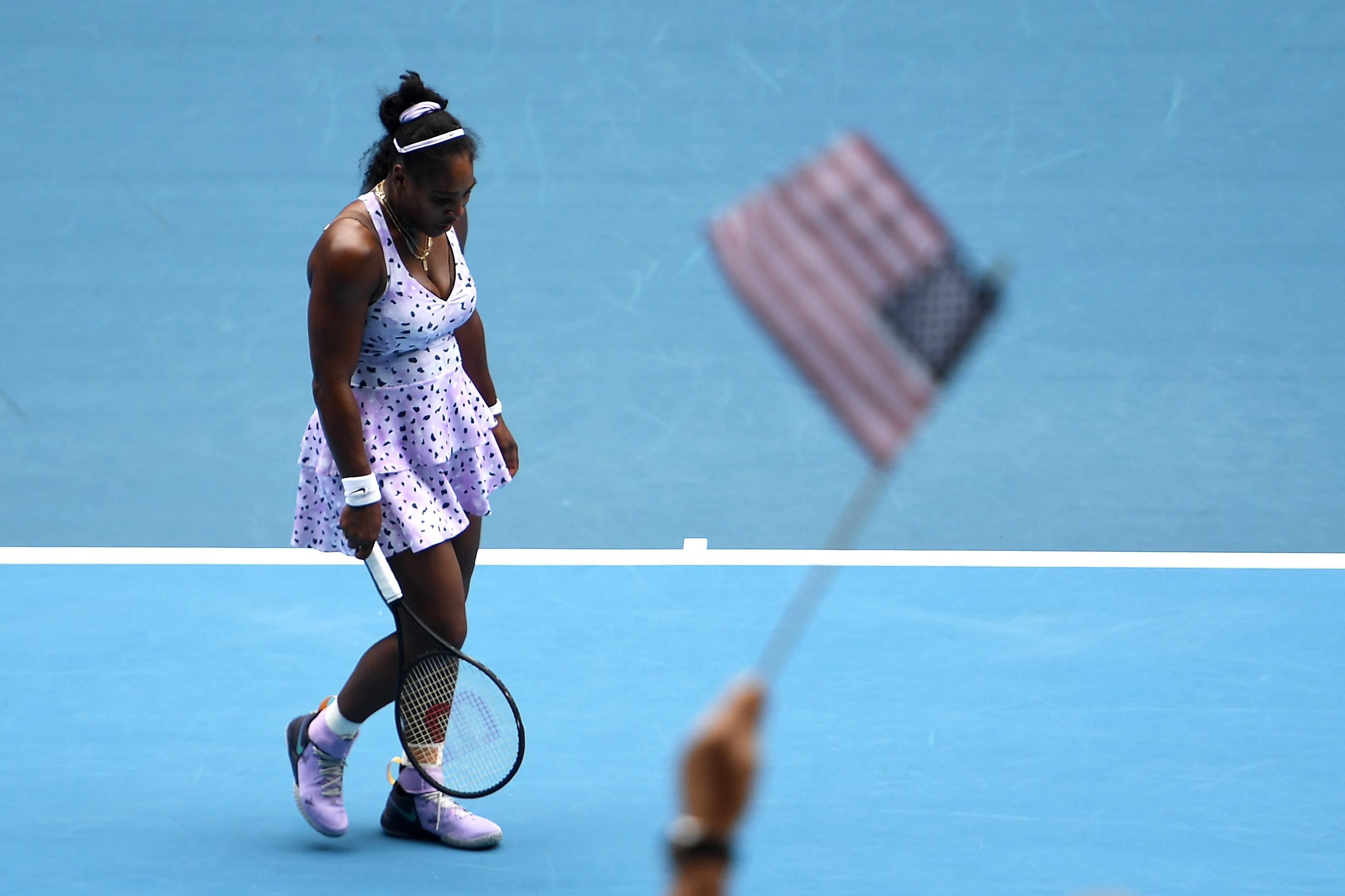 Australian Open: Serena Williams scheitert in Runde drei