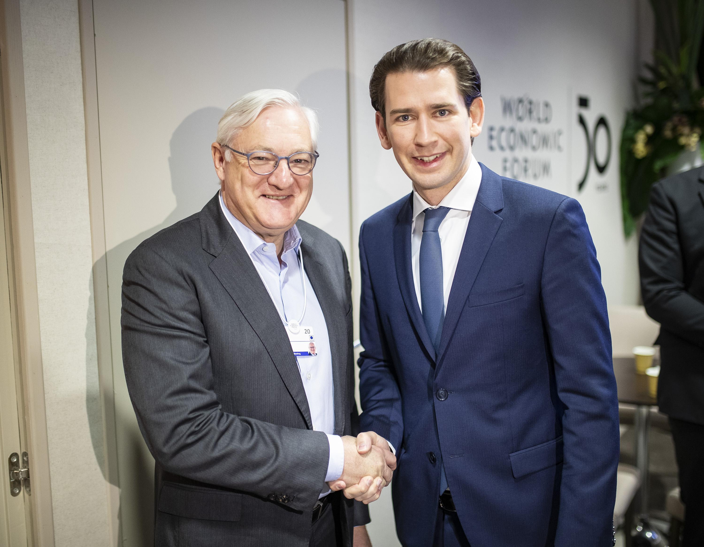 Kurz: Novartis- und ABB planen Investitionen in Österreich