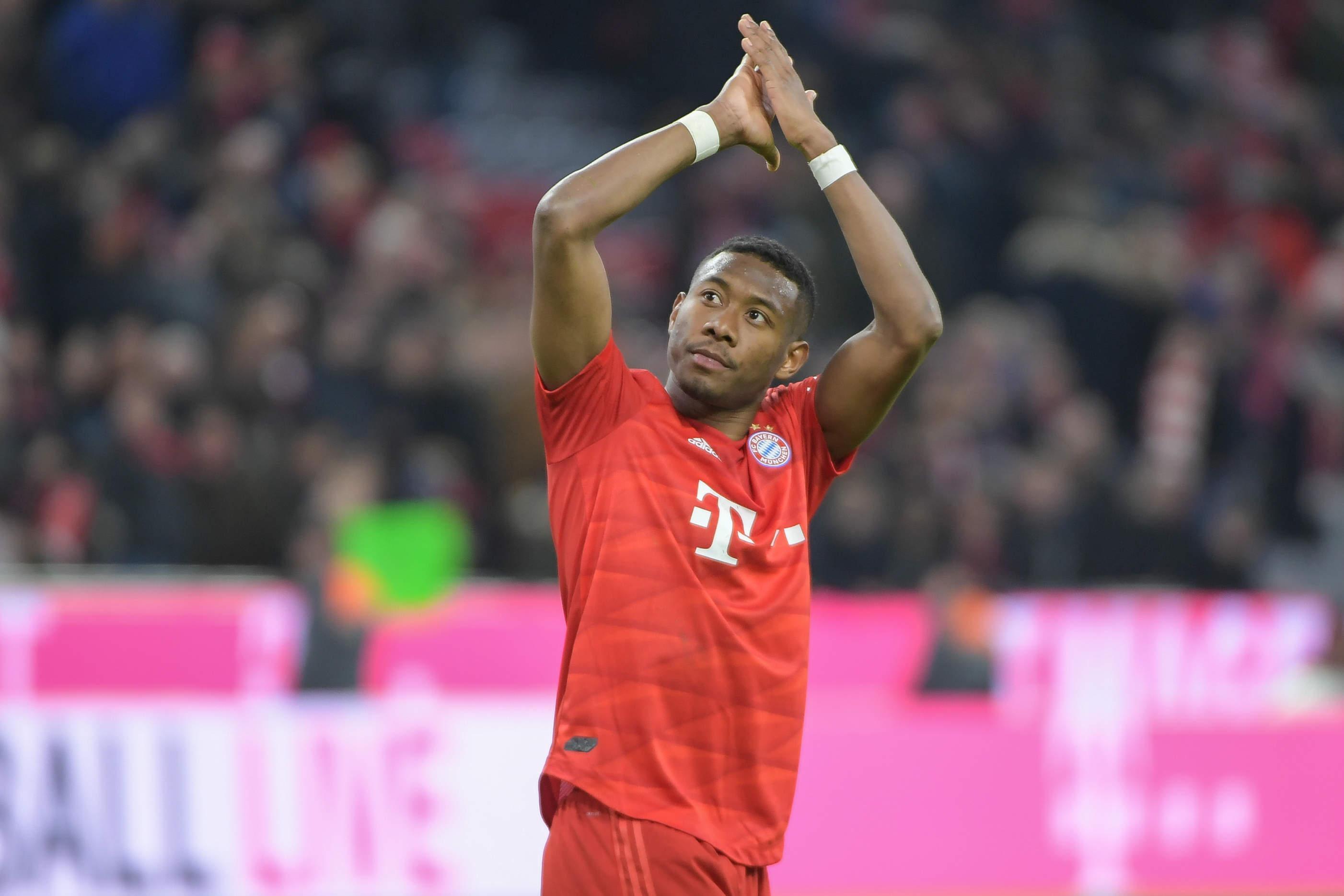 Wechsel nach England? Alaba spricht über Bayern-Abschied
