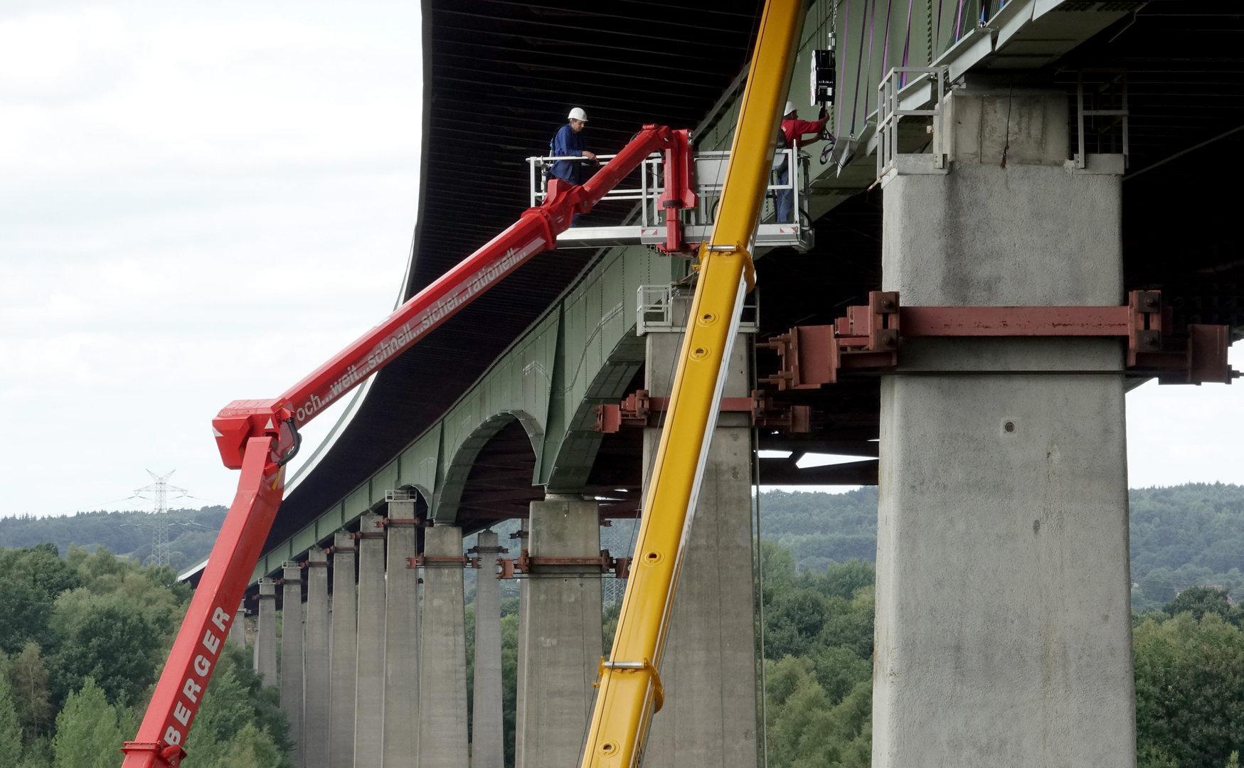 Deutschland - das Land der maroden Brücken