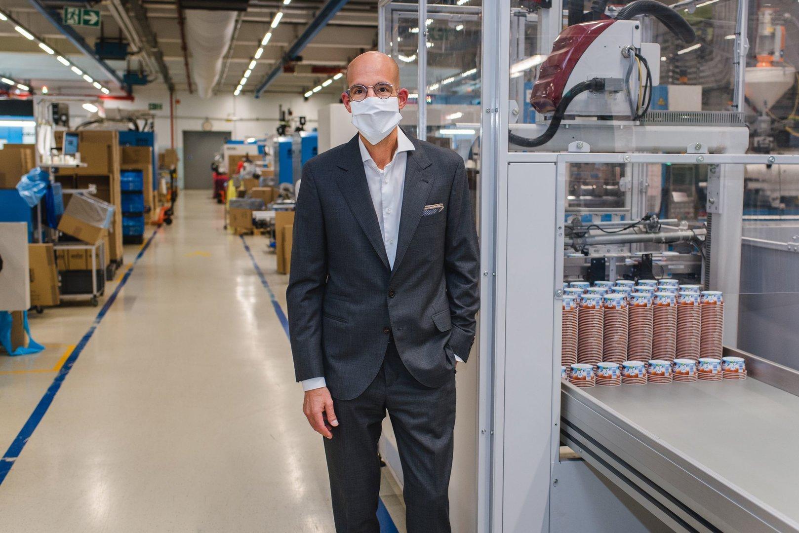Greiner will belgischen Schaumstoffproduzent Recticel kaufen