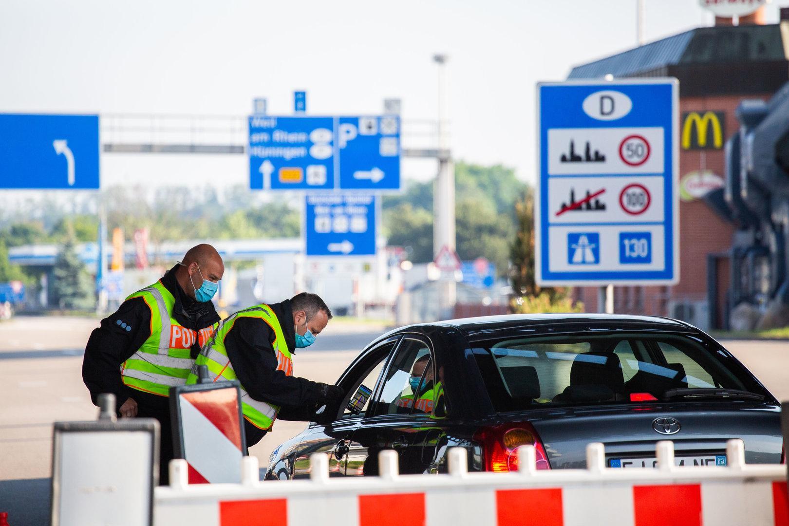 Deutschland: Kommen erste Lockerungen und Einreiseverbote?