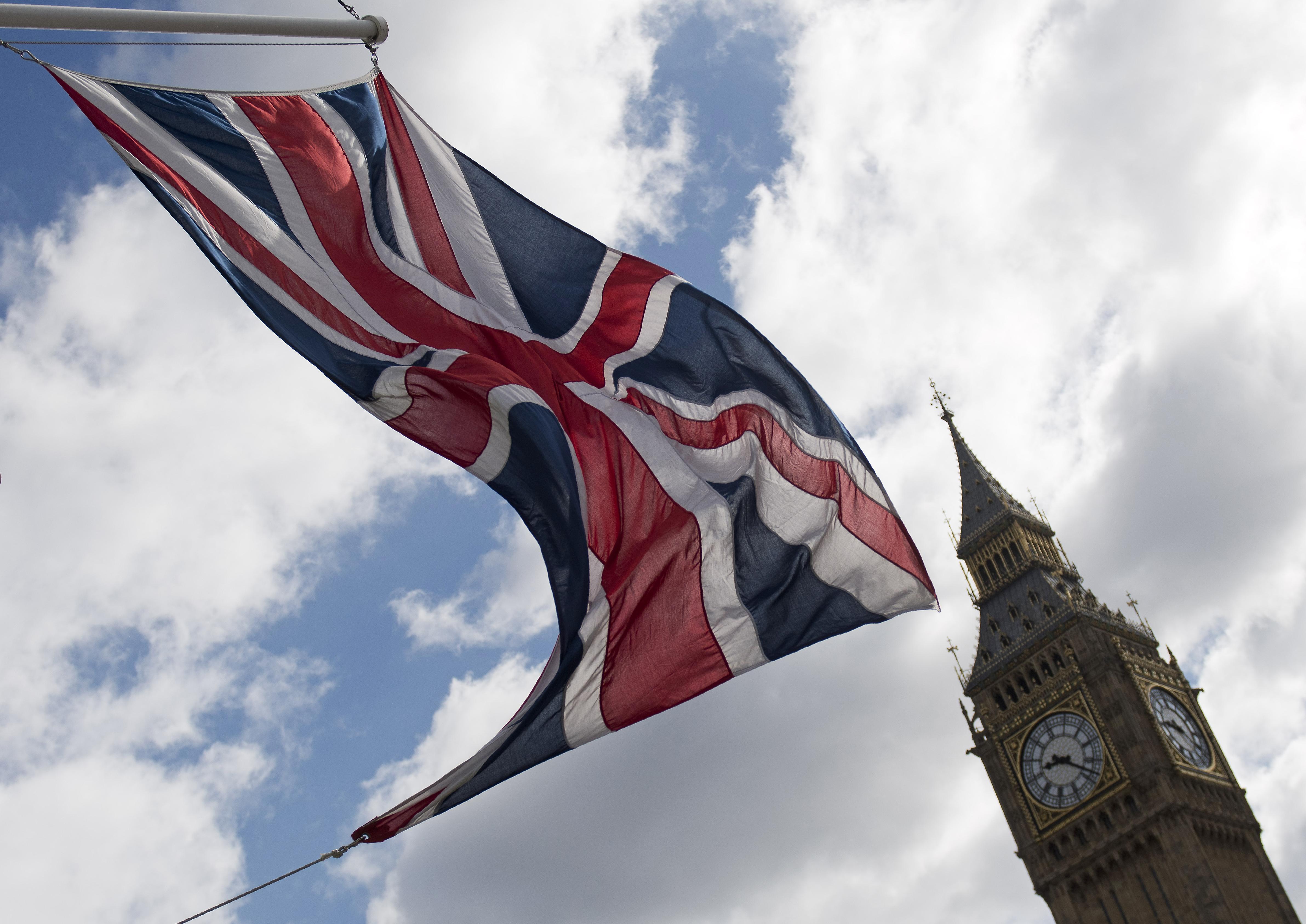 Britische Wirtschaft um ein Fünftel eingebrochen