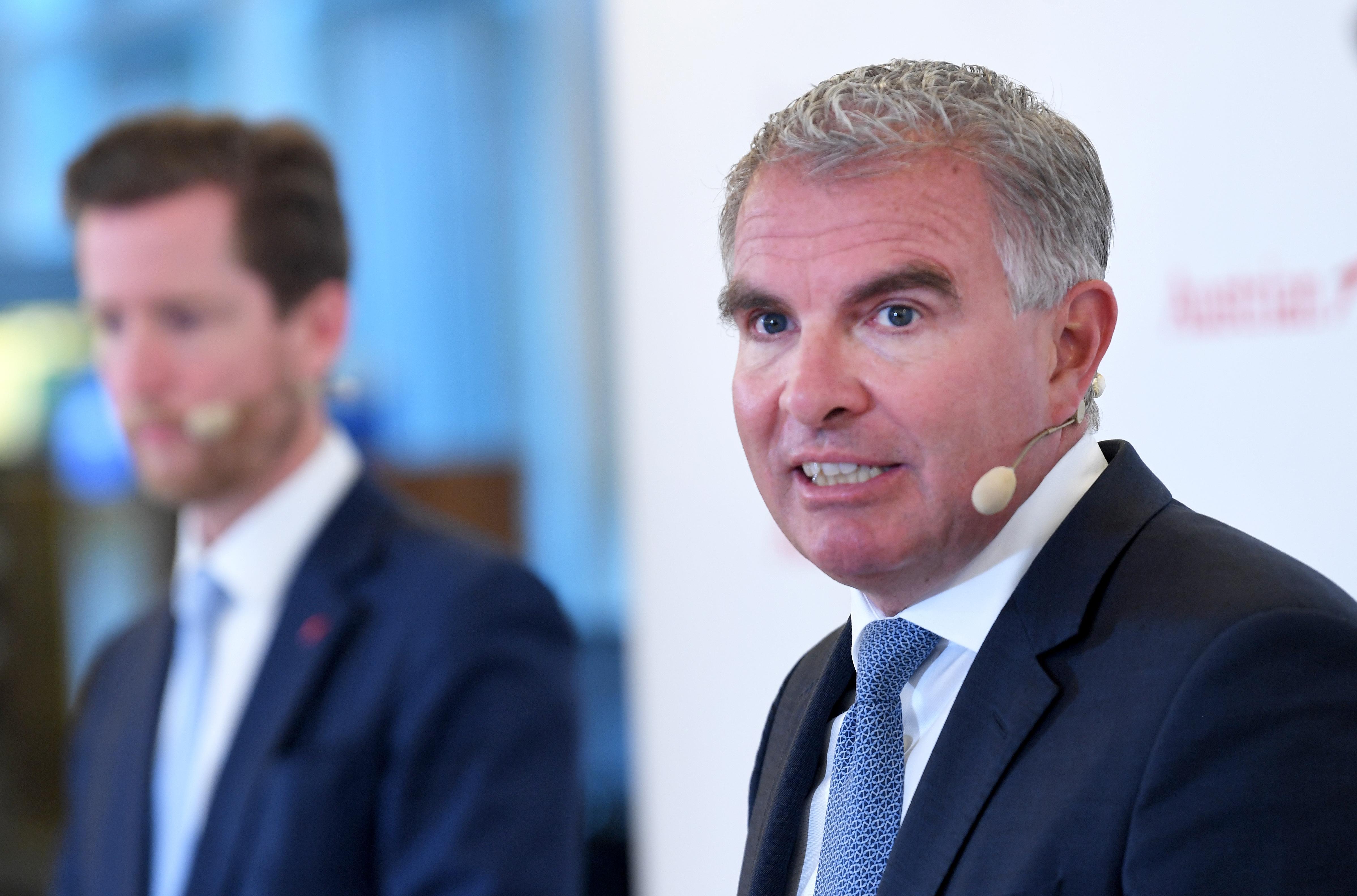 Lufthansa-Chef hofft auf Interkontinentalflüge mit Corona-Schnelltests