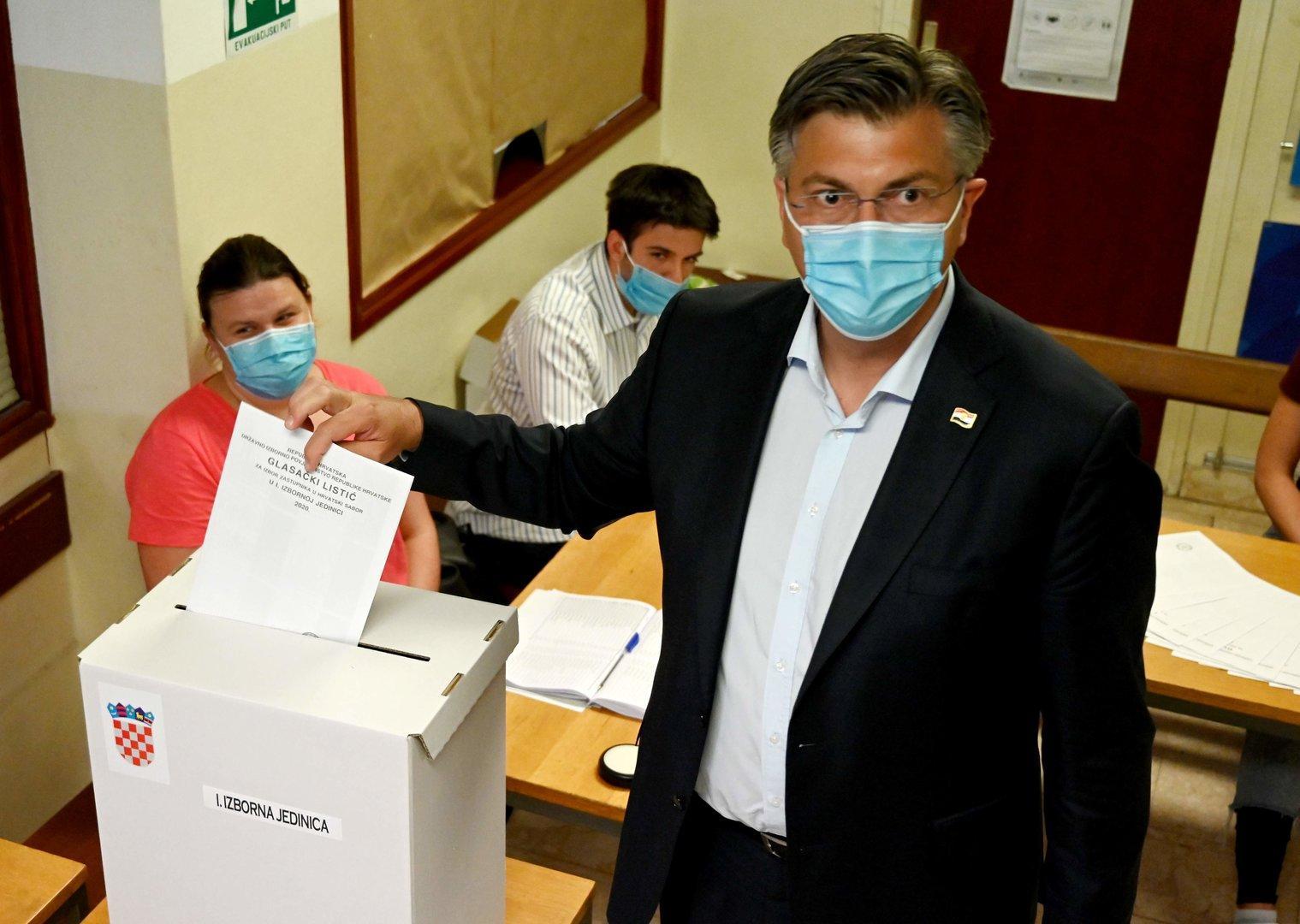 Wahl in Kroatien: Der Corona-Bonus hat tatsächlich gewirkt