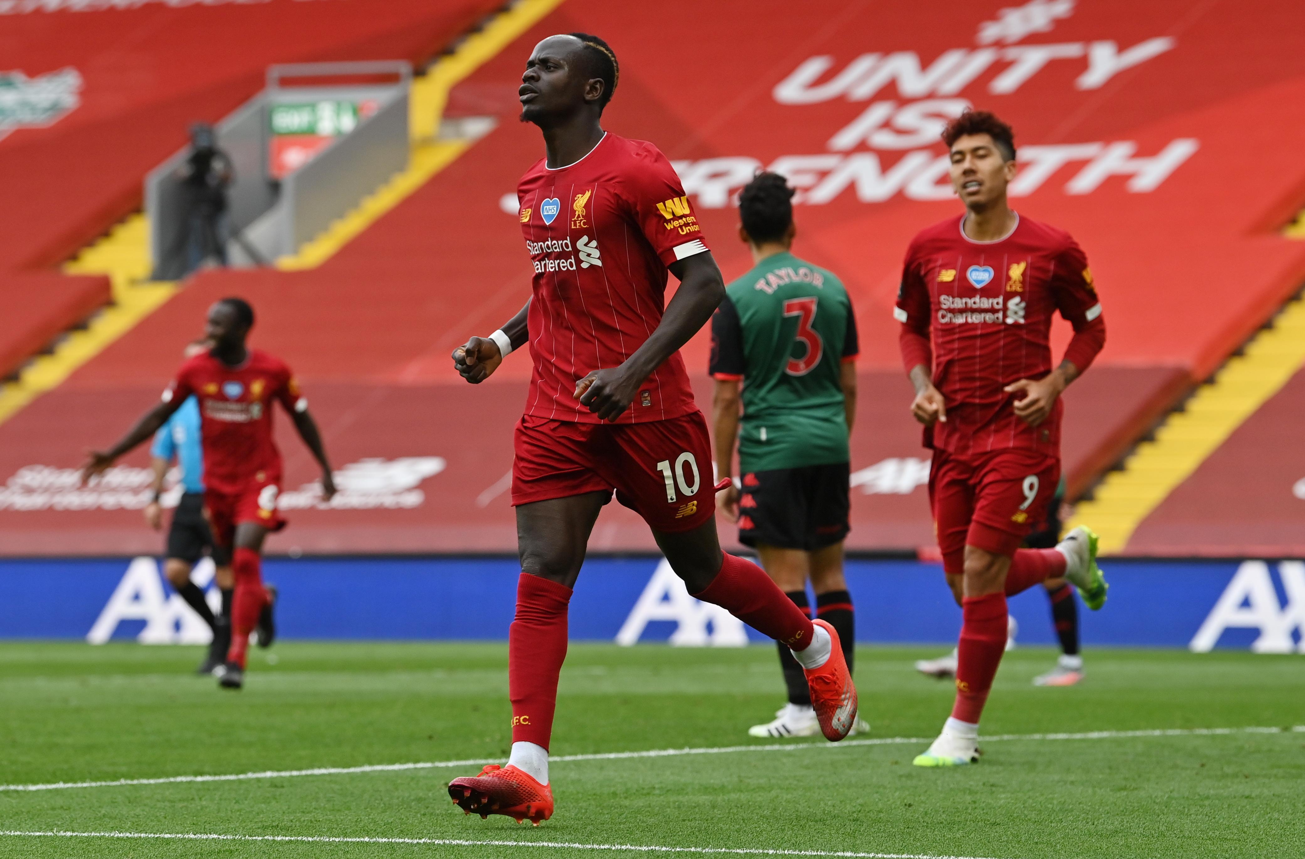 Premier League: Liverpool müht sich zum Sieg über Aston Villa