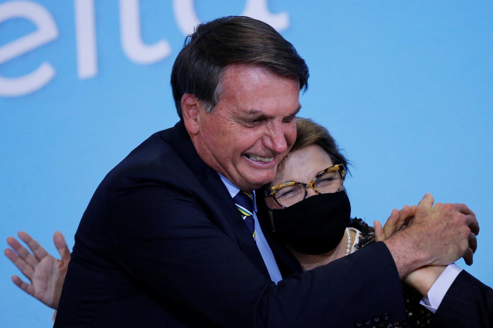 Ist er diesmal positiv? Bolsonaro zeigt deutliche Corona-Symptome