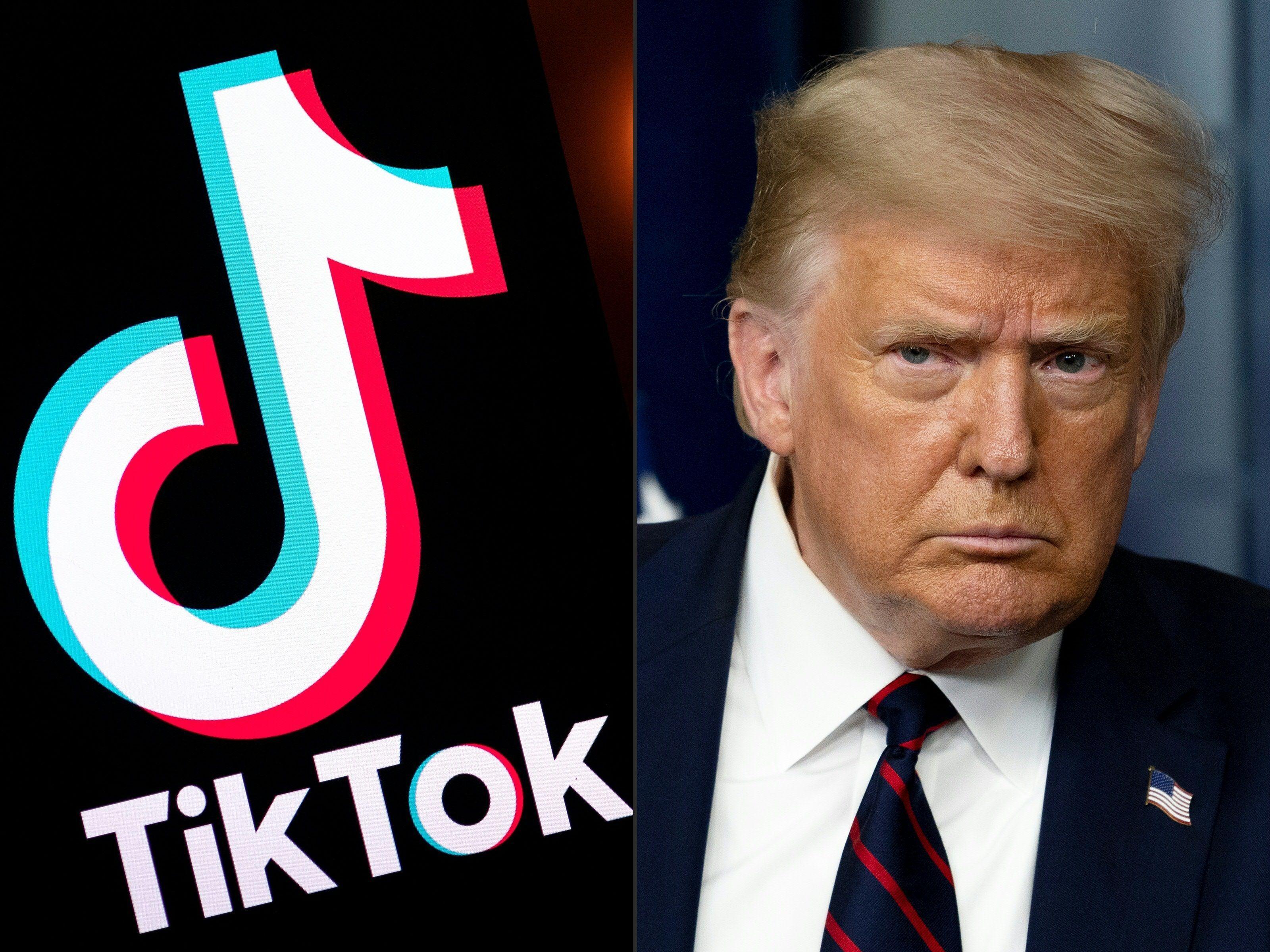 Trumps nächster Schritt gegen TikTok