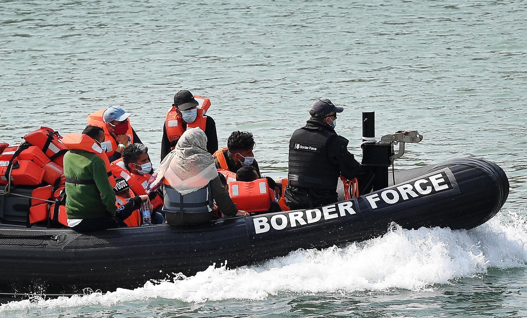 Umfrage: Europäer fürchten sich am meisten vor Migration