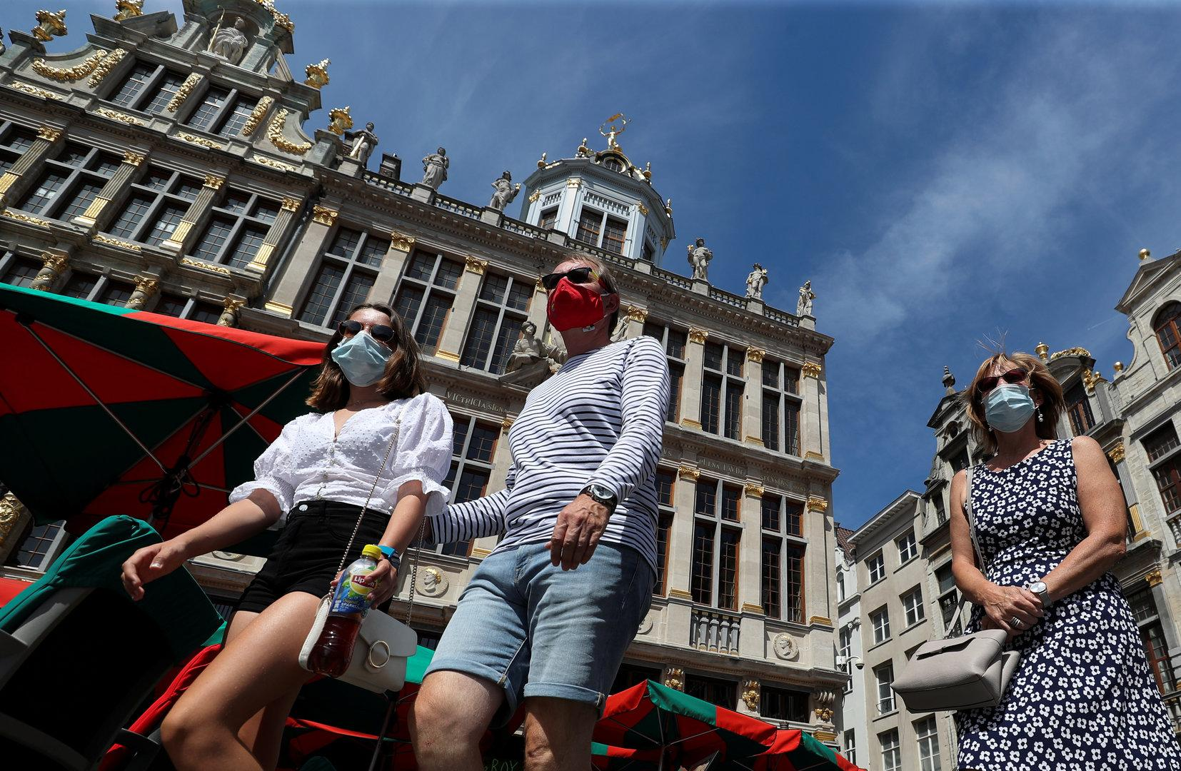 Coronavirus: Ab sofort Maskenpflicht in ganz Brüssel