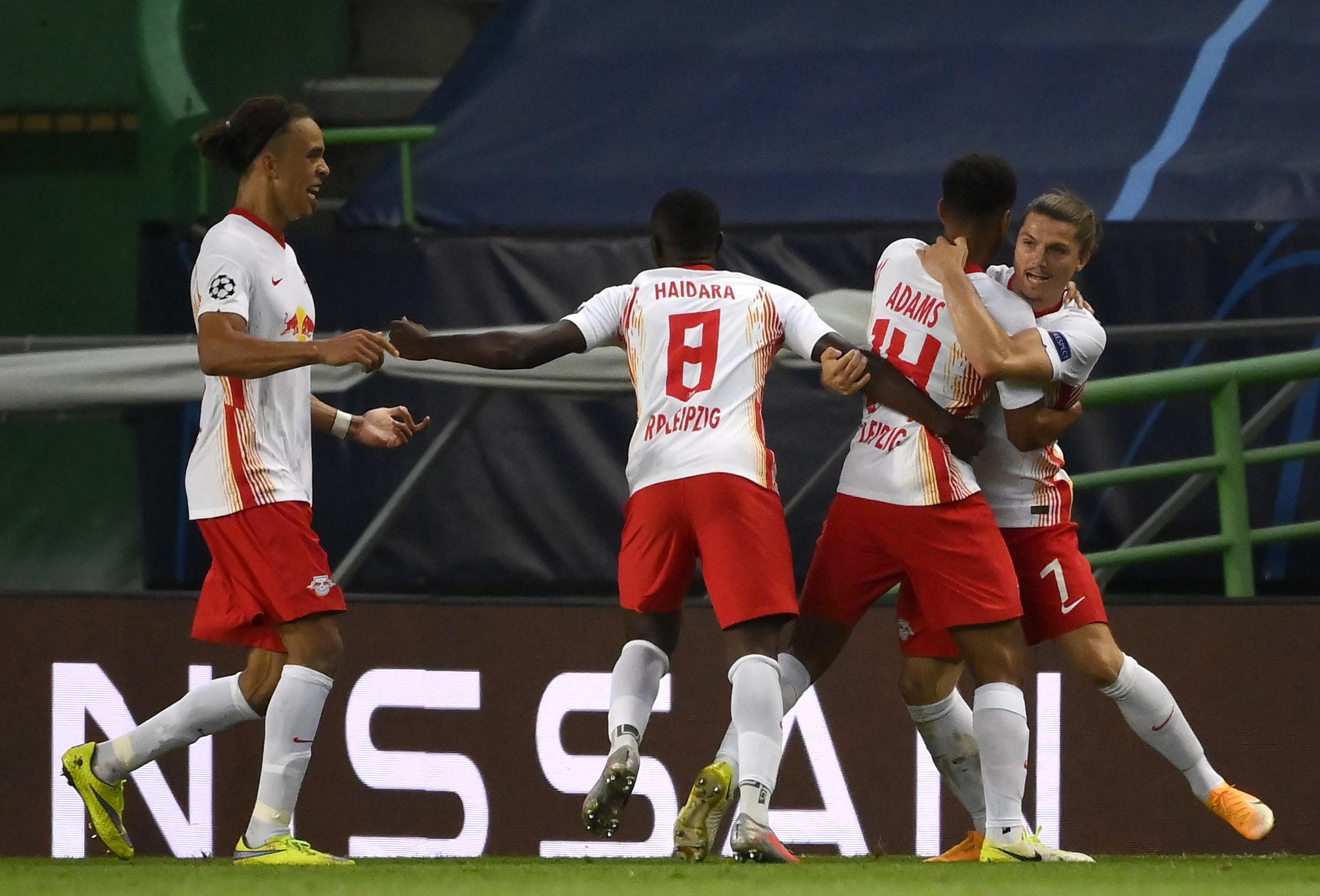 2:1 gegen Atlético Madrid: Leipzig erstmals im CL-Halbfinale