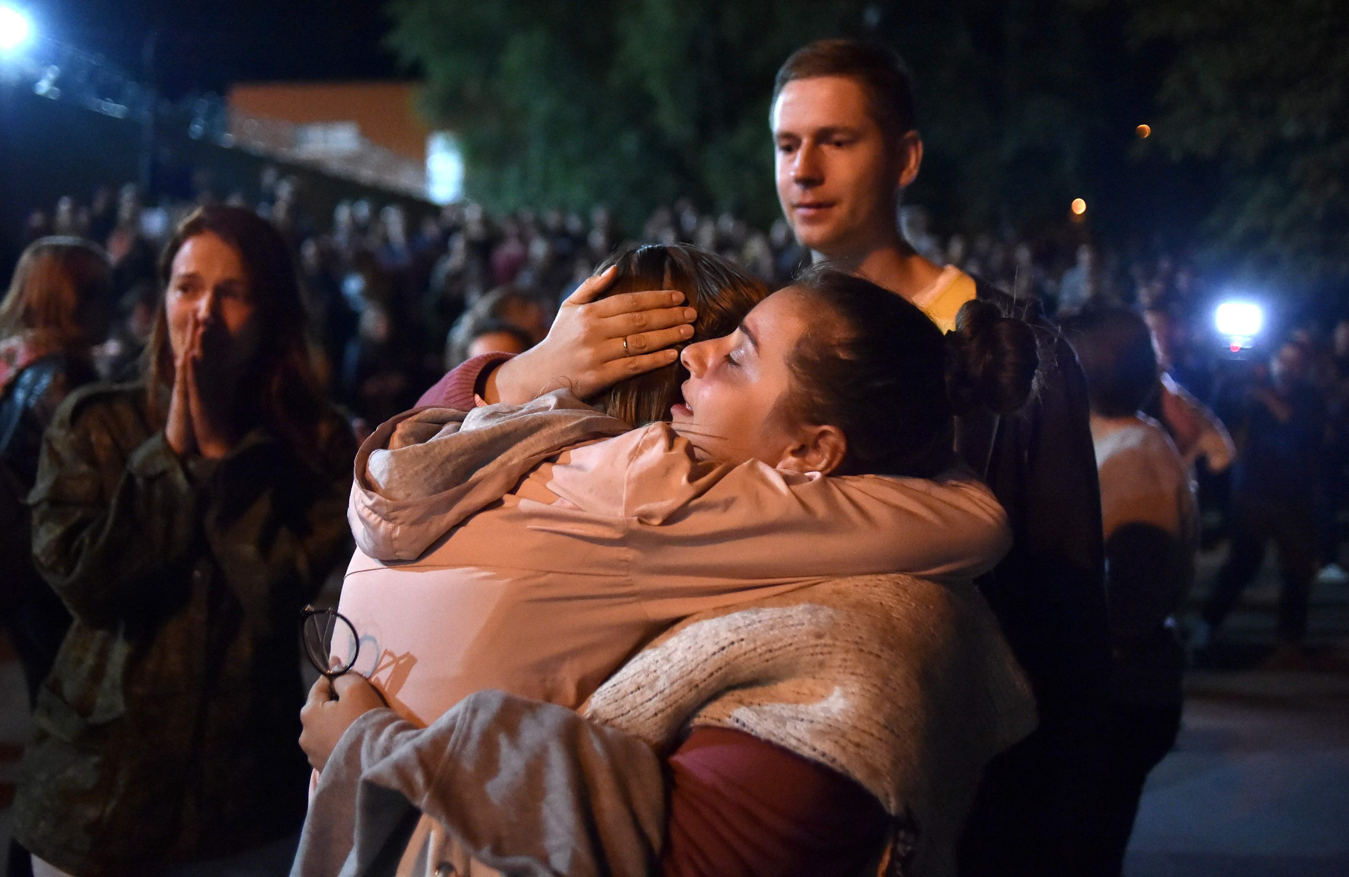 Weißrussland: Freigelassene berichten von schwersten Misshandlungen