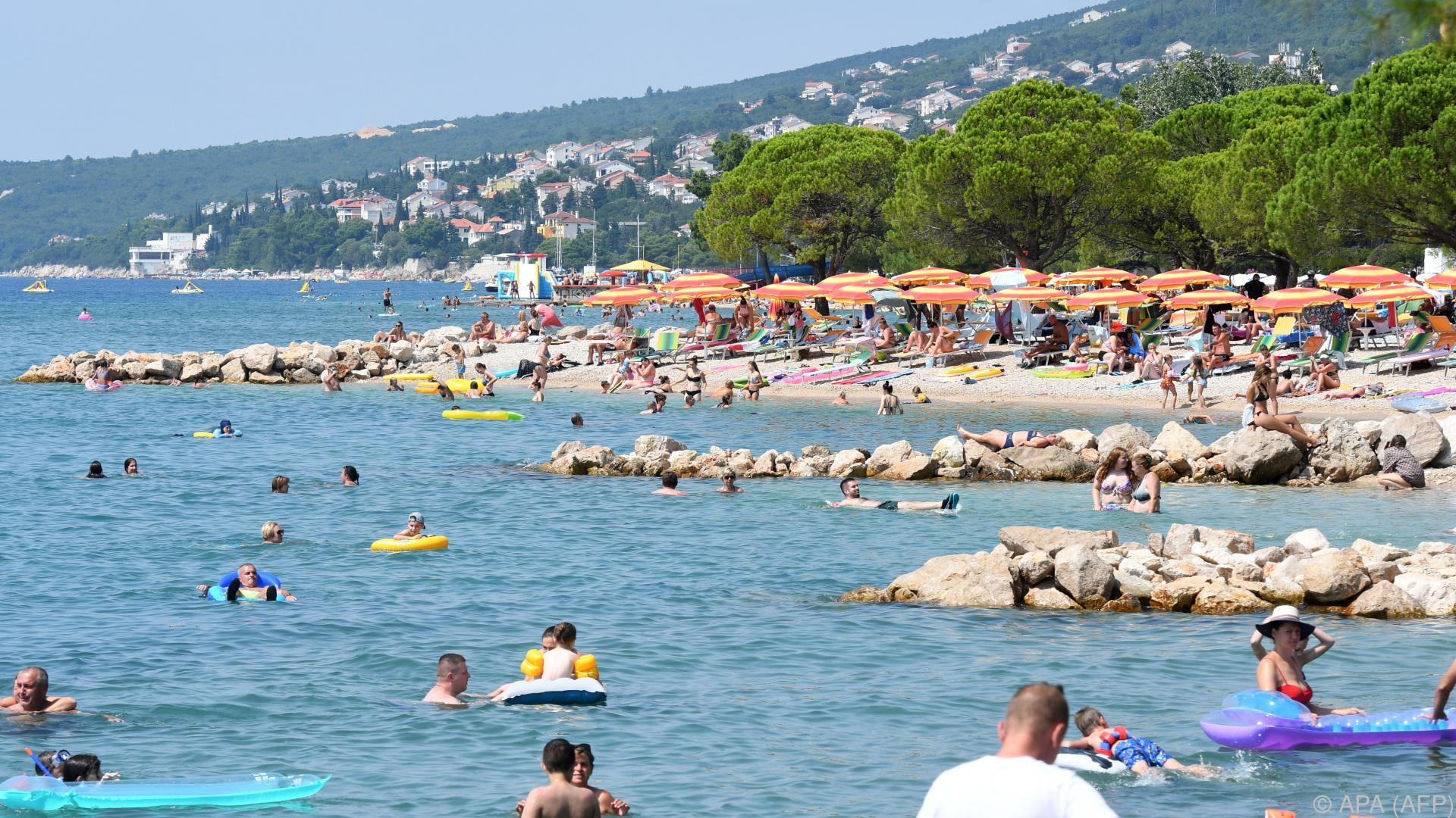Urlaub in Kroatien ist nun nicht mehr ganz so leicht