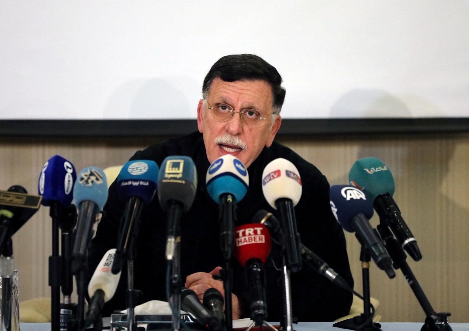 Libyens international anerkannter Regierungschef will zurücktreten