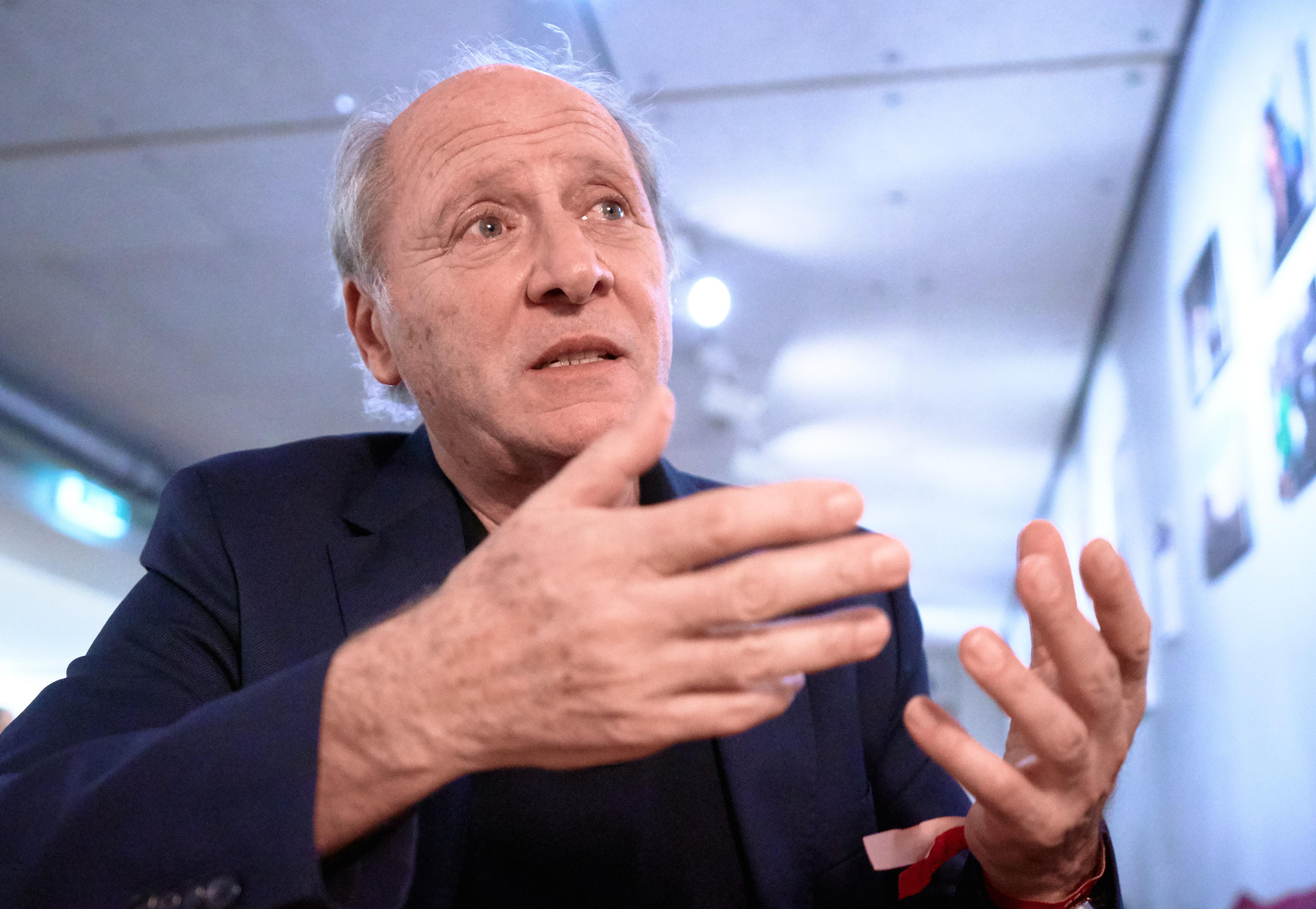 Nach Corona-Erkrankung: Robert Dornhelm dreht weiter