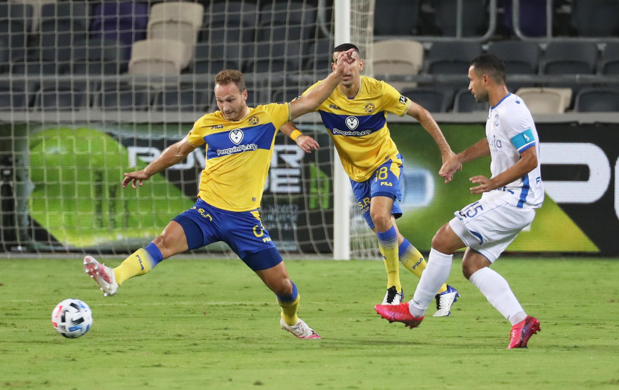 Corona-Fall bei Salzburgs CL-Gegner Maccabi Tel Aviv