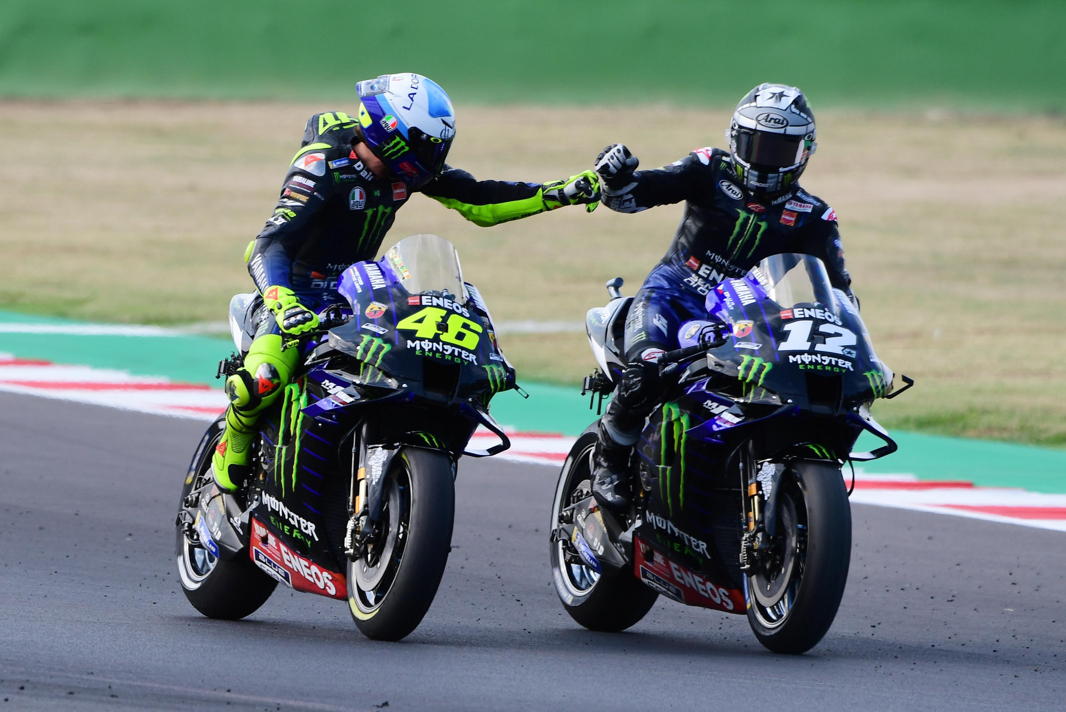 MotoGP: Vinales startet in Misano neuerlich von ganz vorne