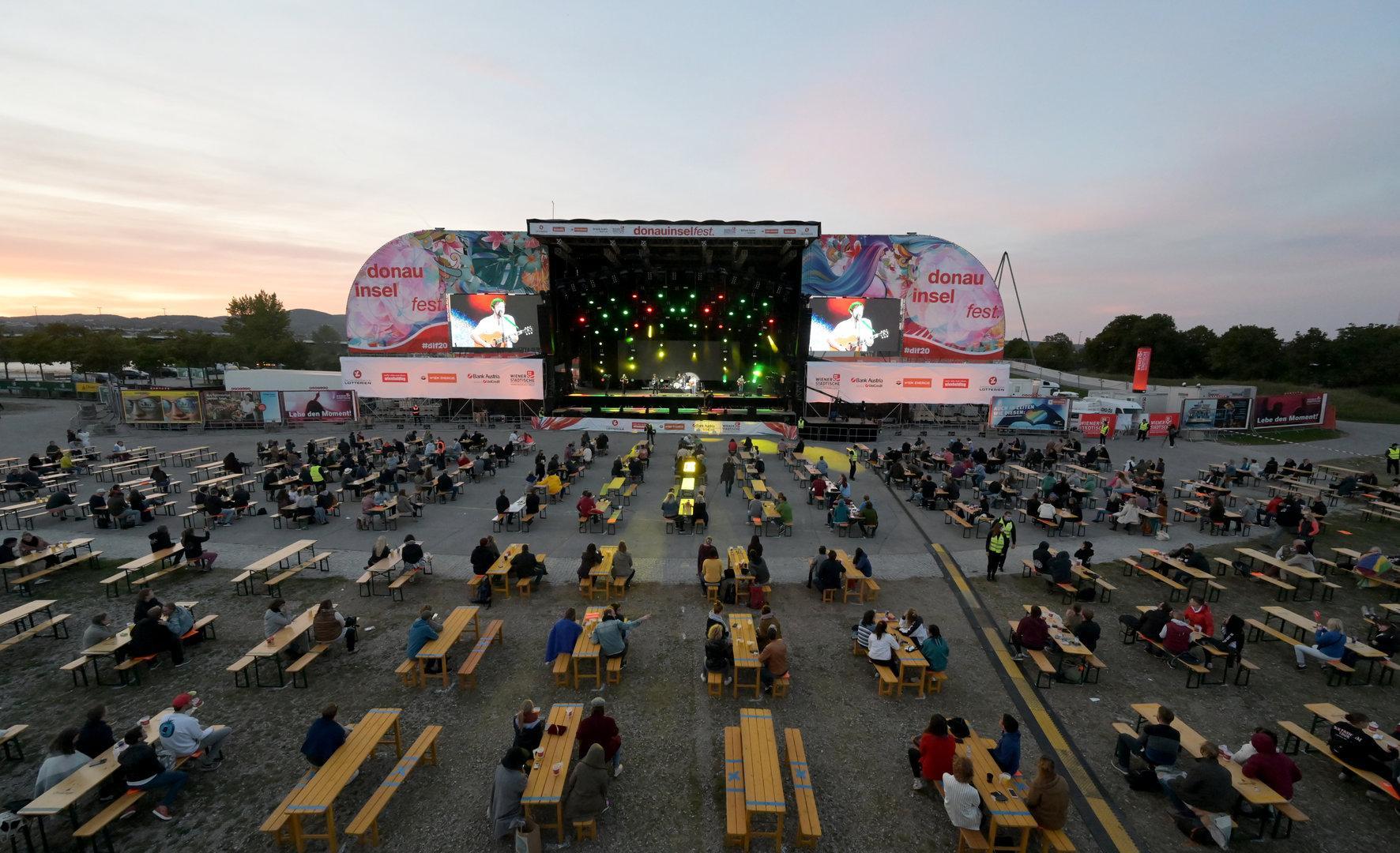 So wird das zweite Pandemie-Donauinselfest