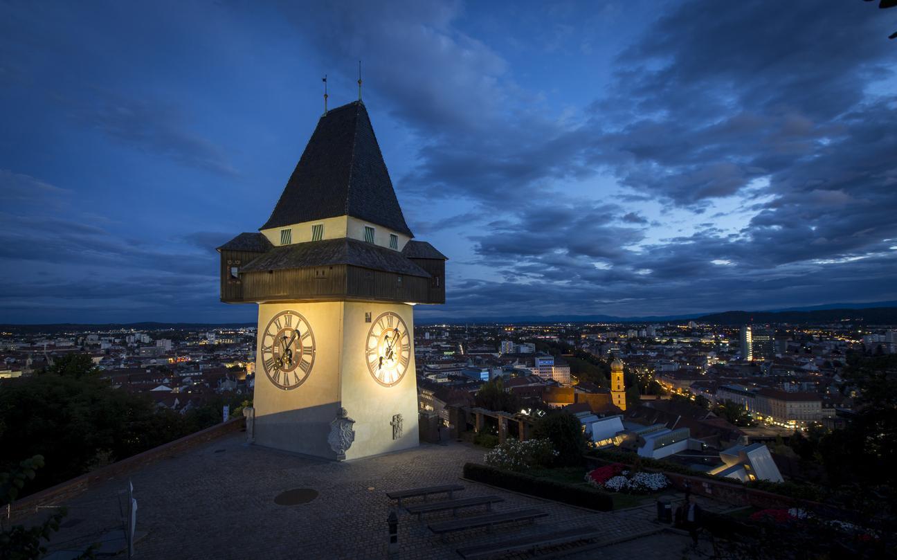Expat-Studie: Graz besser als Wien