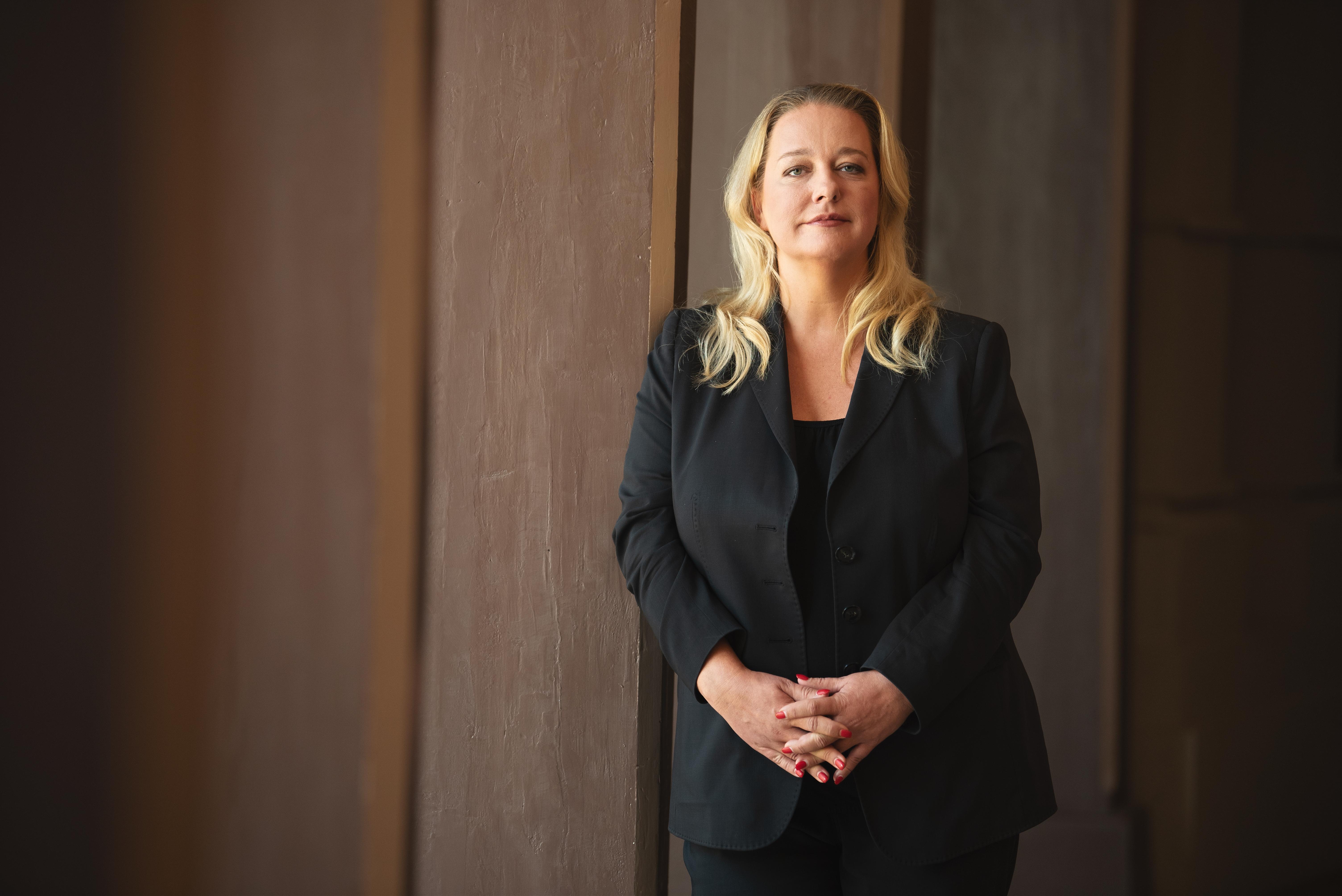 """Bayreuth-Chefin Katharina Wagner: """"Ich hatte eine akute Lungenembolie"""""""