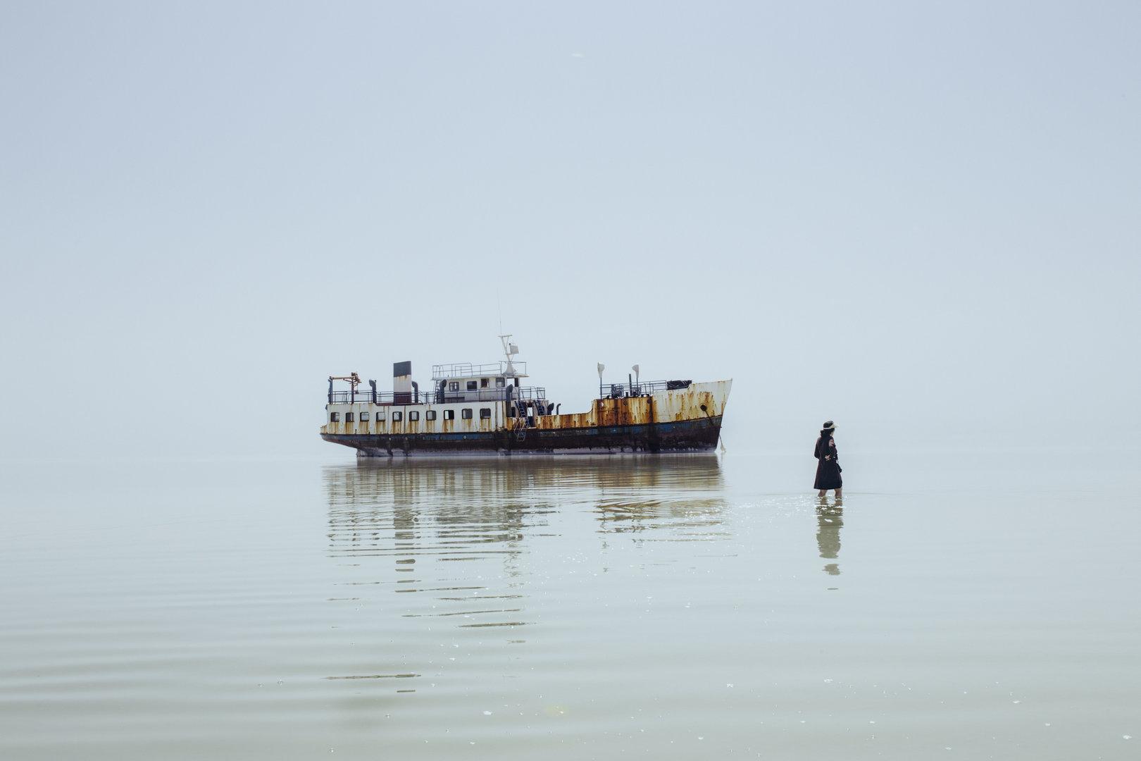 Aufwühlende Ausstellung zum Klimawandel: Auch die Welt zeigt Symptome
