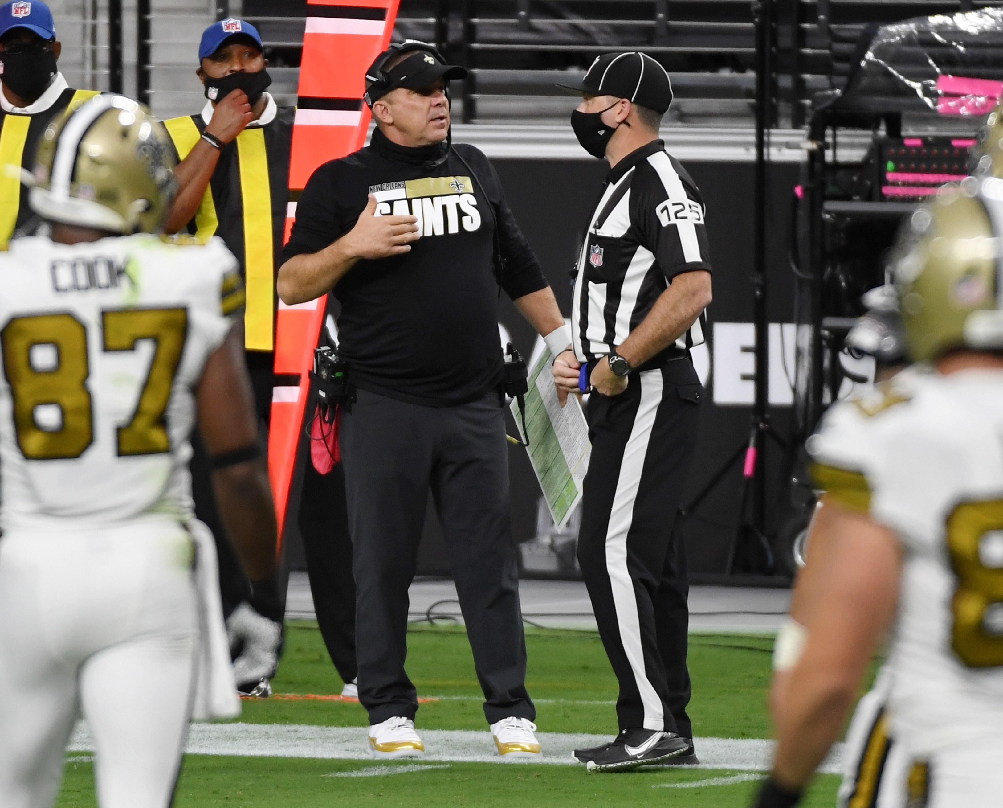 Maskensünder: NFL strafte weitere Trainer wegen Corona-Verstößen