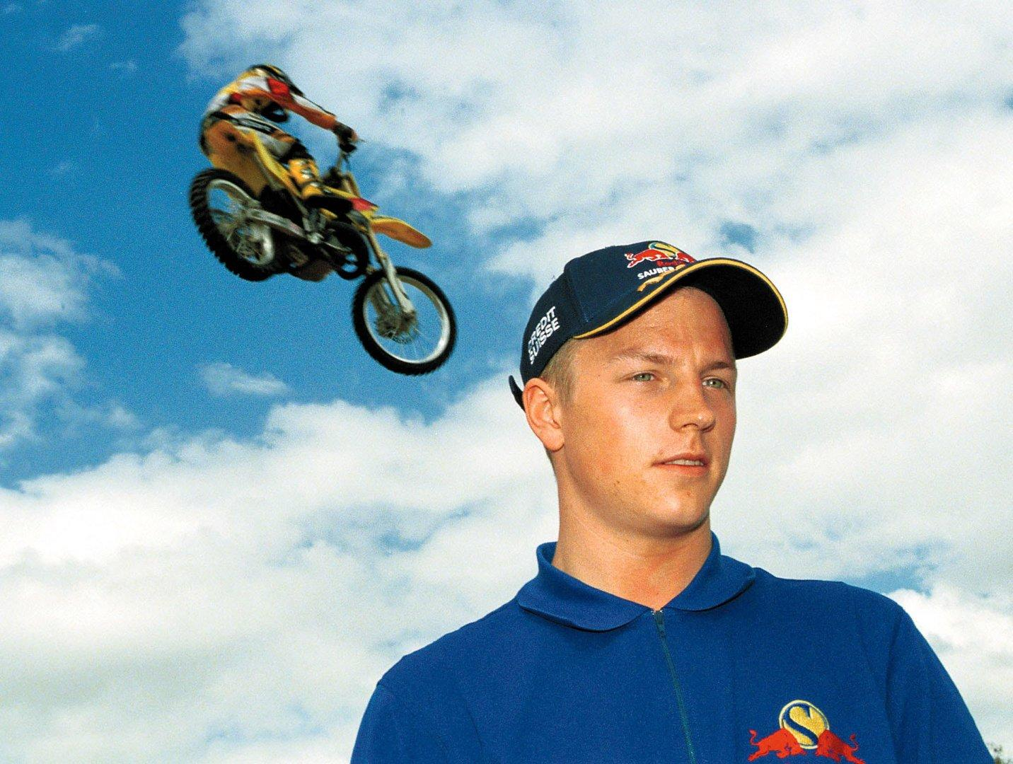Schweiger, Säufer und Weltmeister: Formel-1-Rekordmann Räikkönen