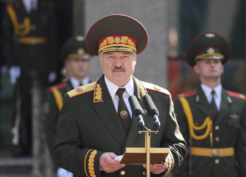 Cyber-Partisanen identifizieren Lukaschenkos Prügel-Polizisten