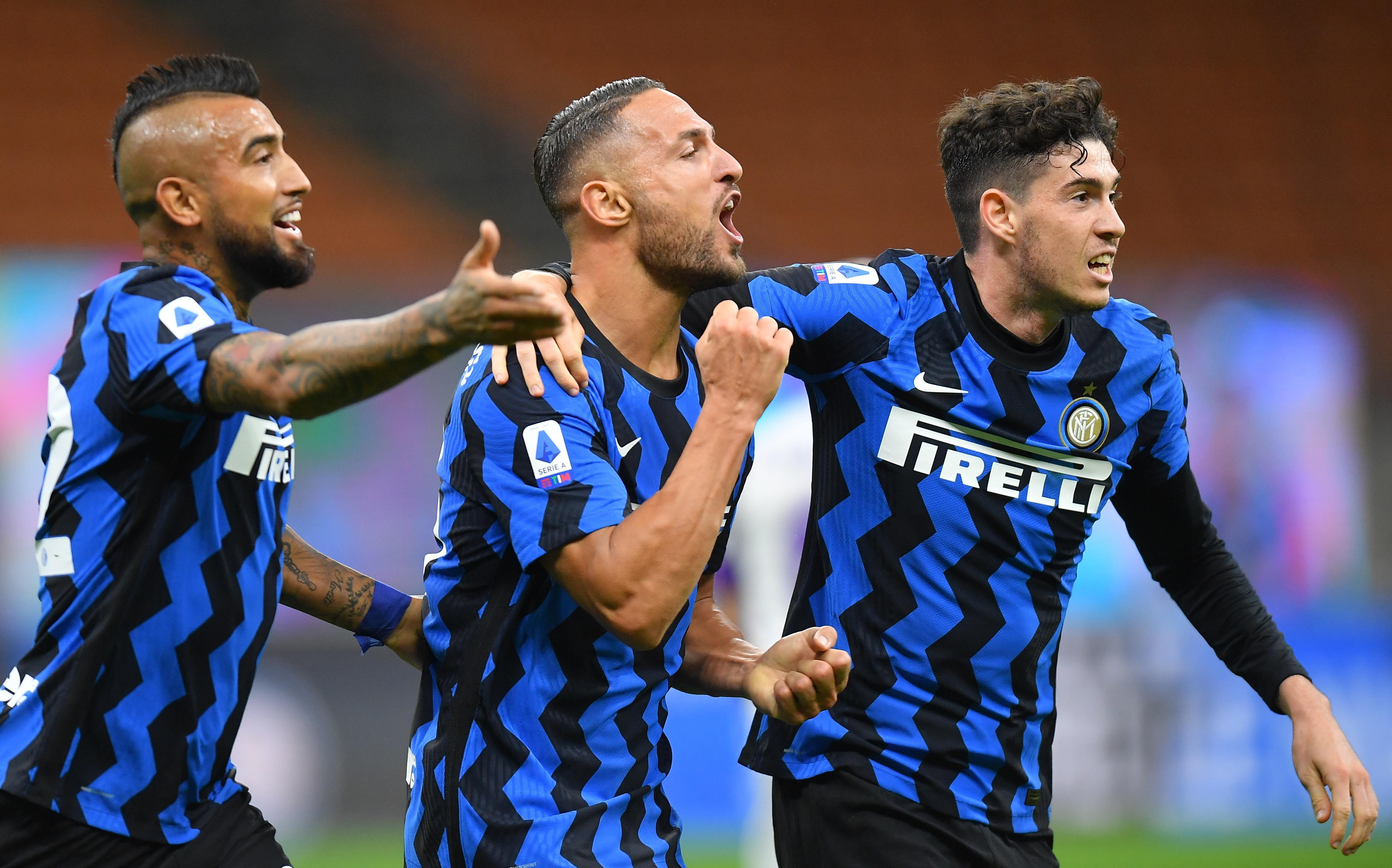 Inter startete mit knappem Heimsieg in neue Serie-A-Saison