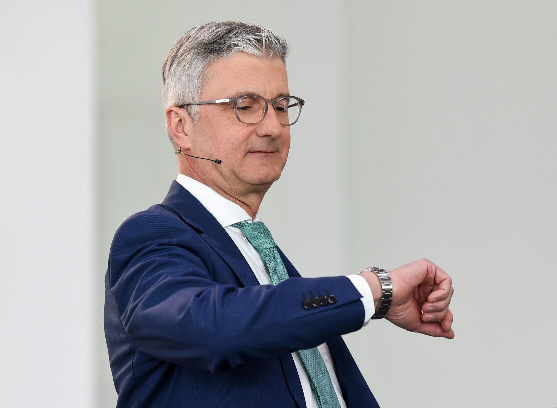 Dieselskandal: Ab Mittwoch Strafprozess gegen Ex-Audi-Chef Rupert Stadler