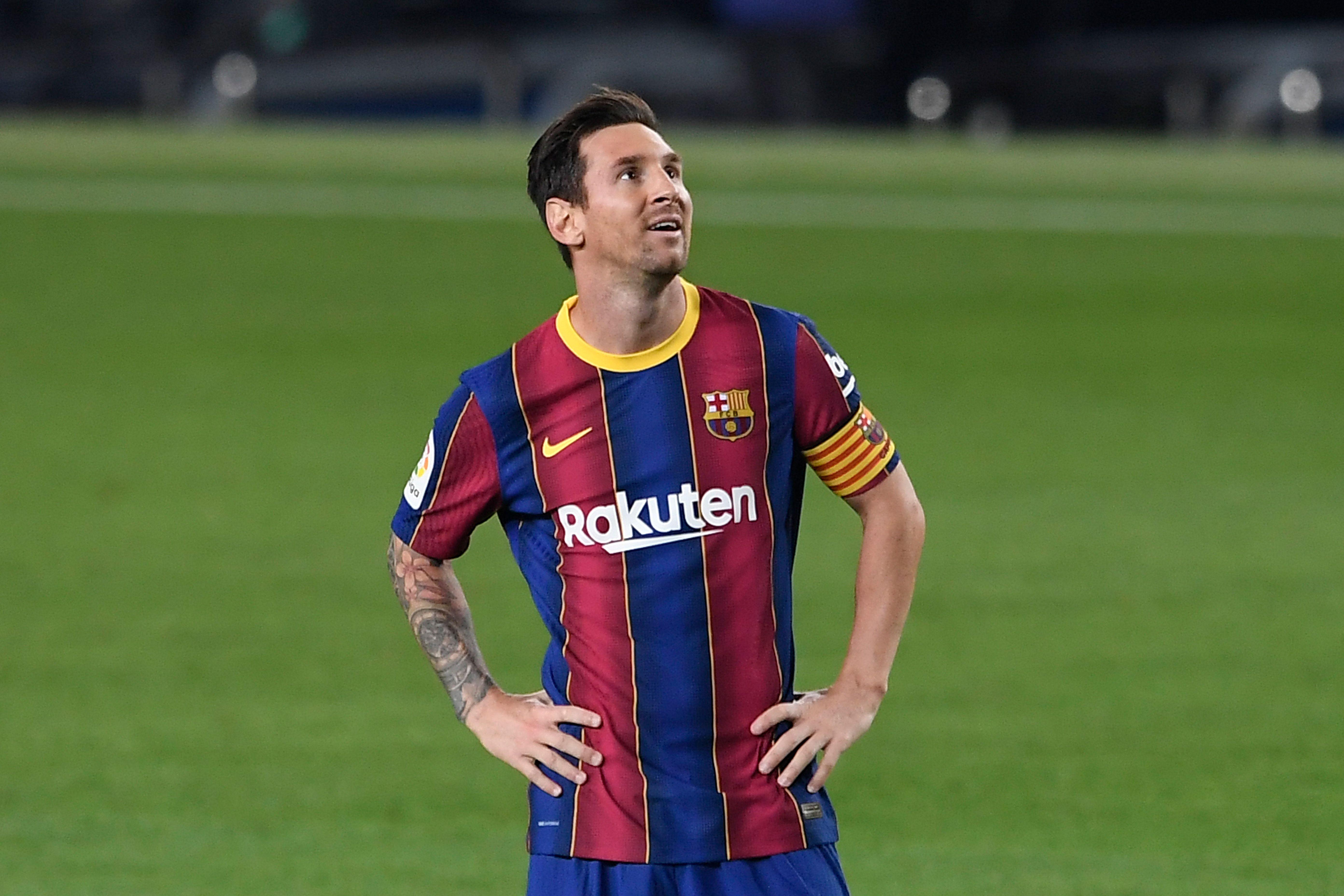 Leidenschaftlicher Appell an Fans: Messi gibt Fehler zu
