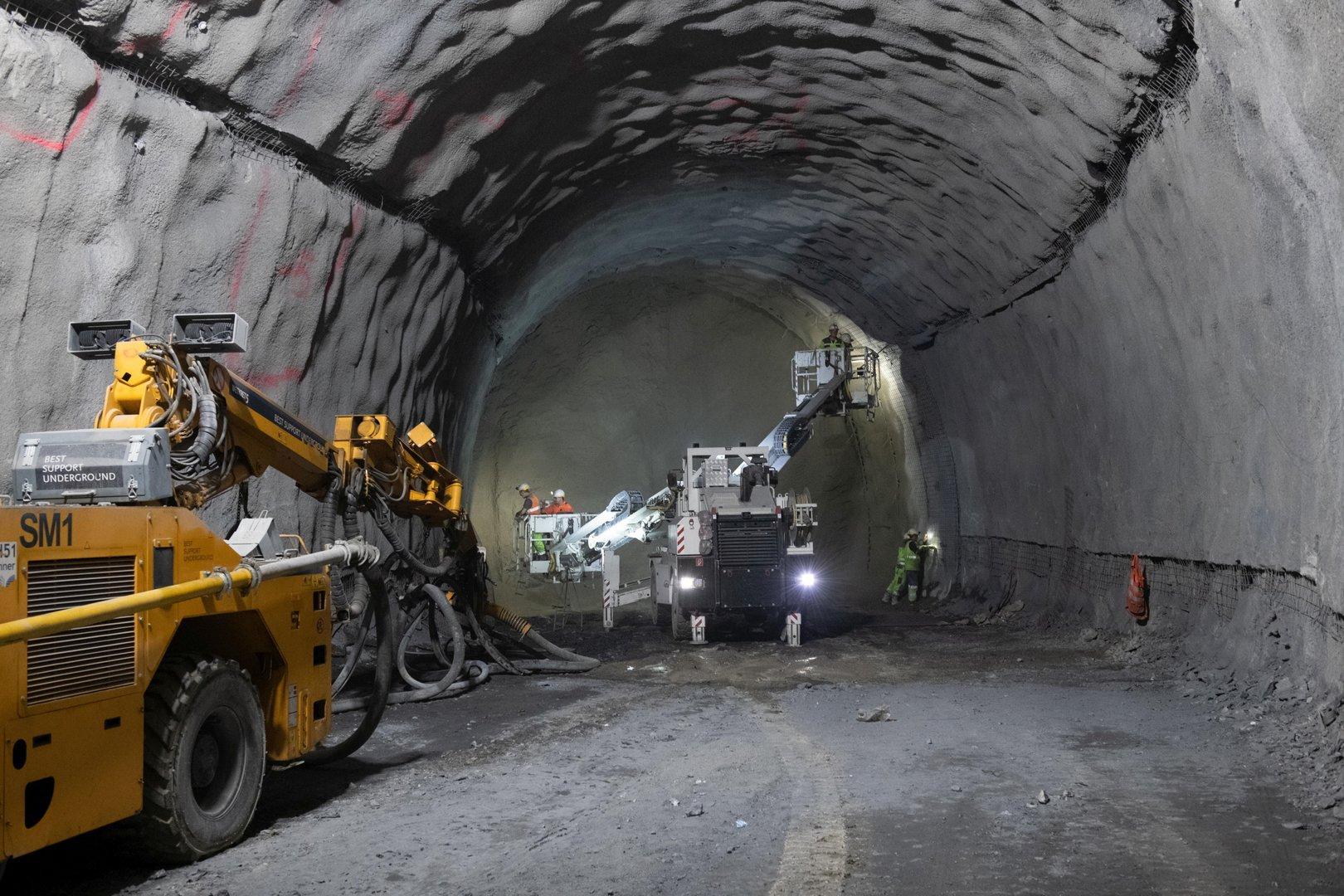 Brenner Basistunnel: Die Krux mit den Tübbingen