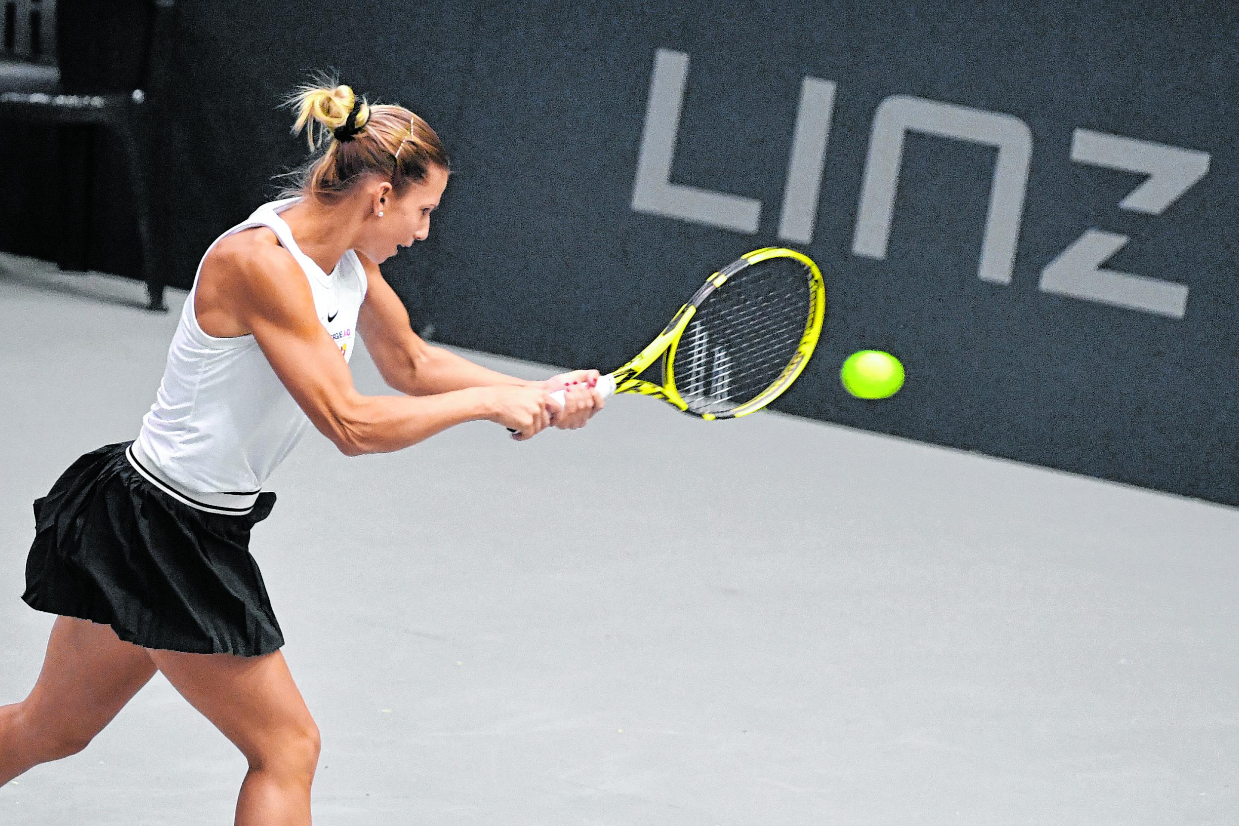 Lokalmatadorin Haas erhielt erneut Wildcard für Linz-Turnier