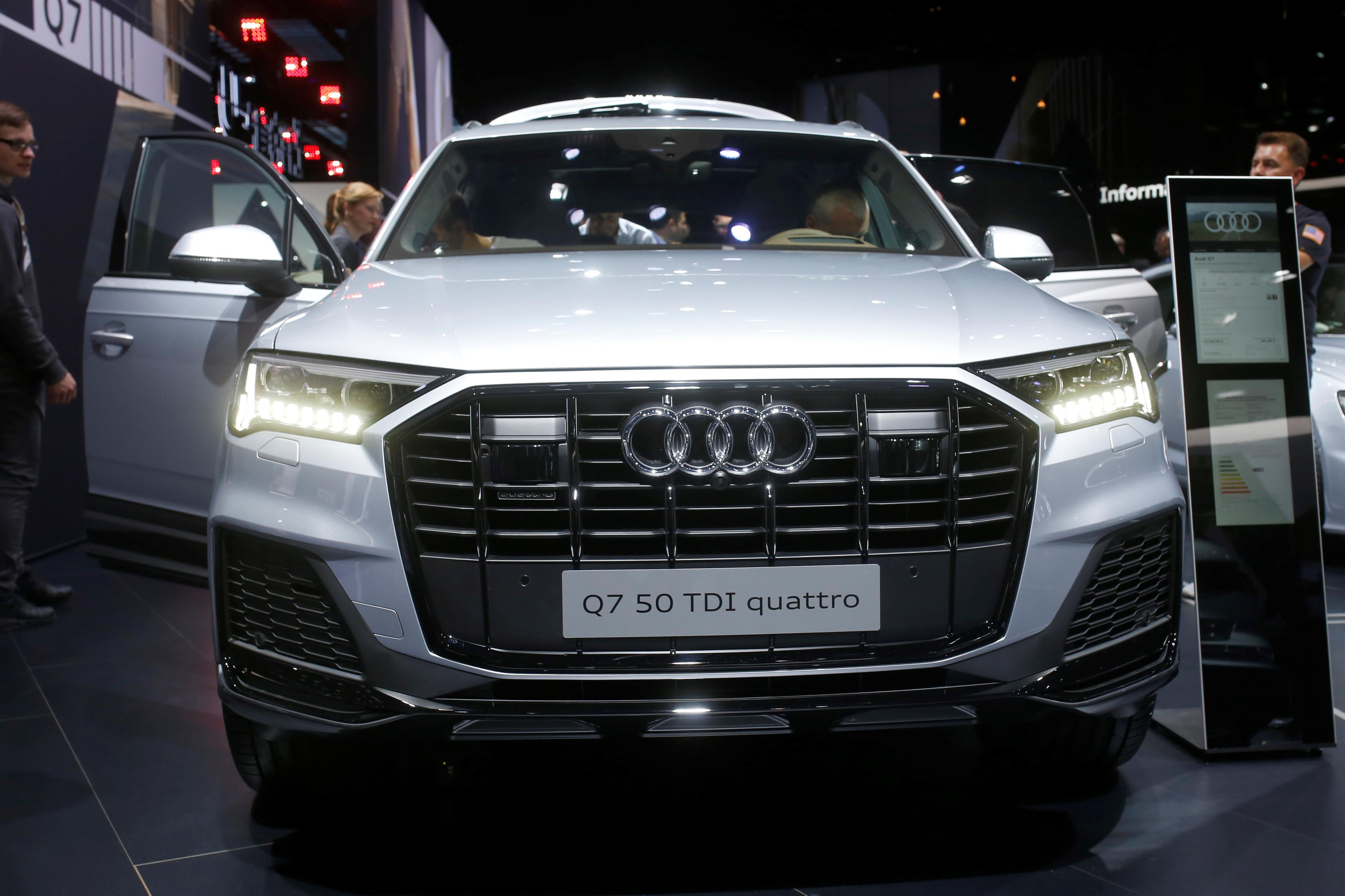 Audi-Chef sieht keine Zukunft für Wasserstoff-Autos