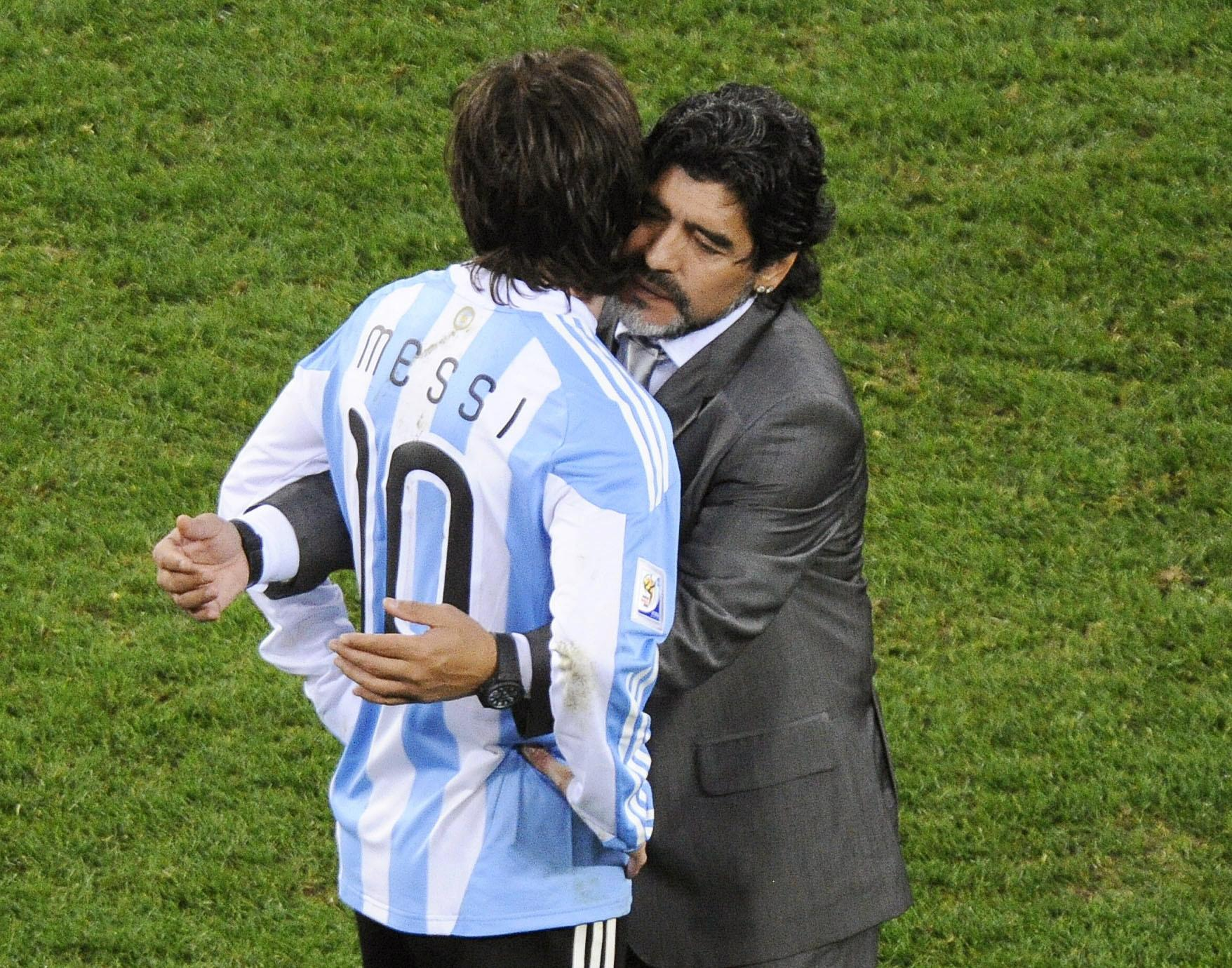 Drei Tage Staatstrauer: Argentinien weint um Diego Maradona