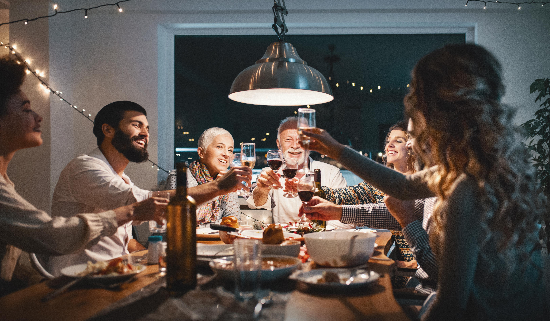 Familienfeste untersagt: Ausgangsbeschränkungen regeln Wohnbereich durch die Hintertür