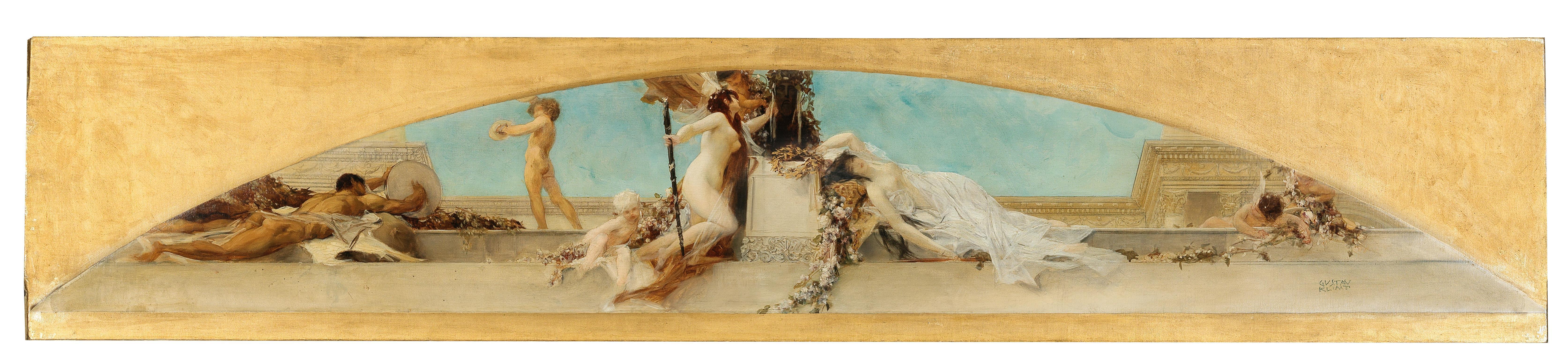 Leopold Museum erhielt Klimt-Bild geschenkt