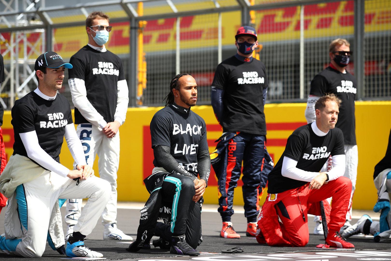 Lewis Hamilton spricht in Bahrain die Menschenrechte an