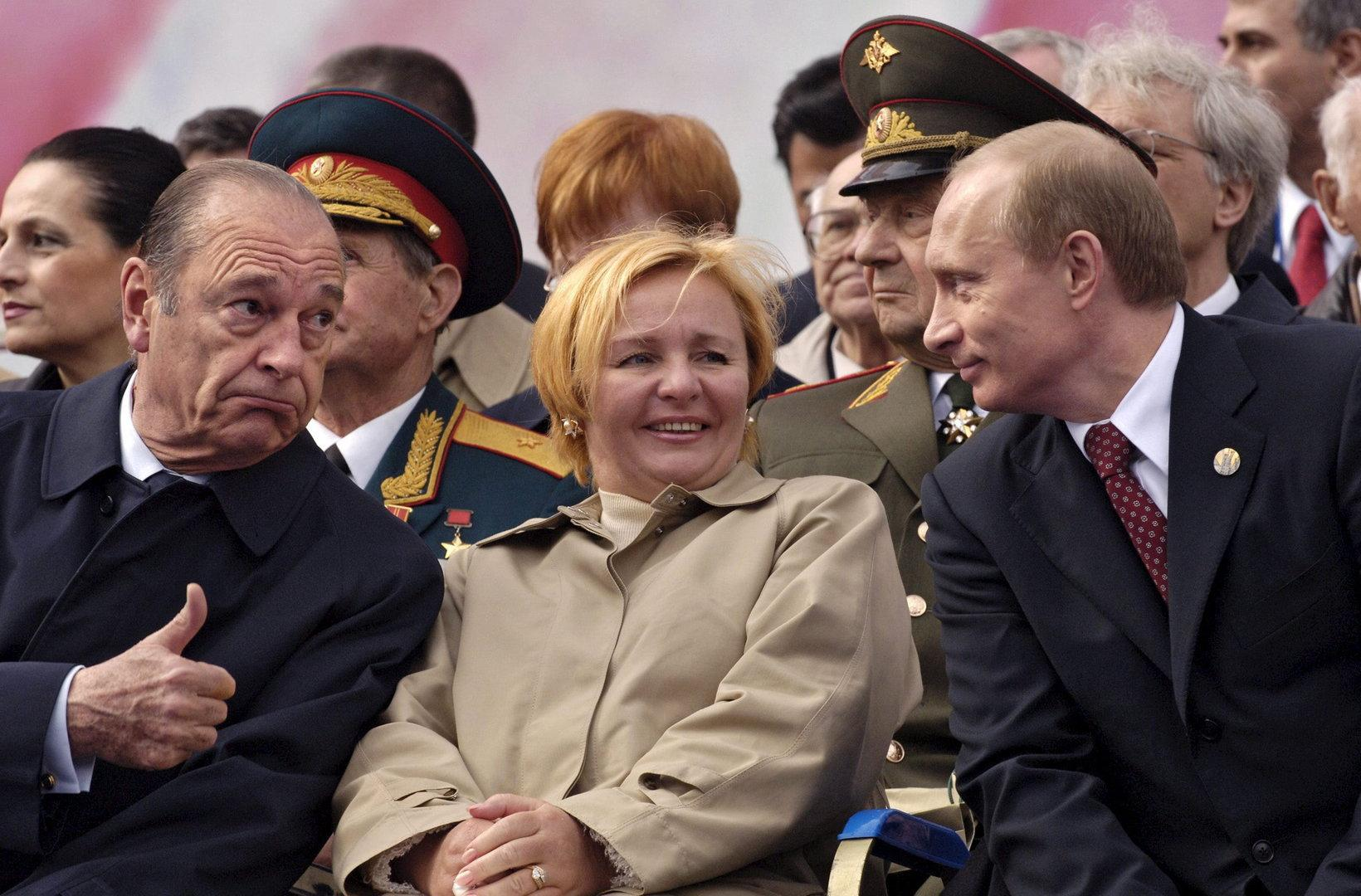 Putins Aschenputtel: Kremlherrscher hat angeblich uneheliche Tochter