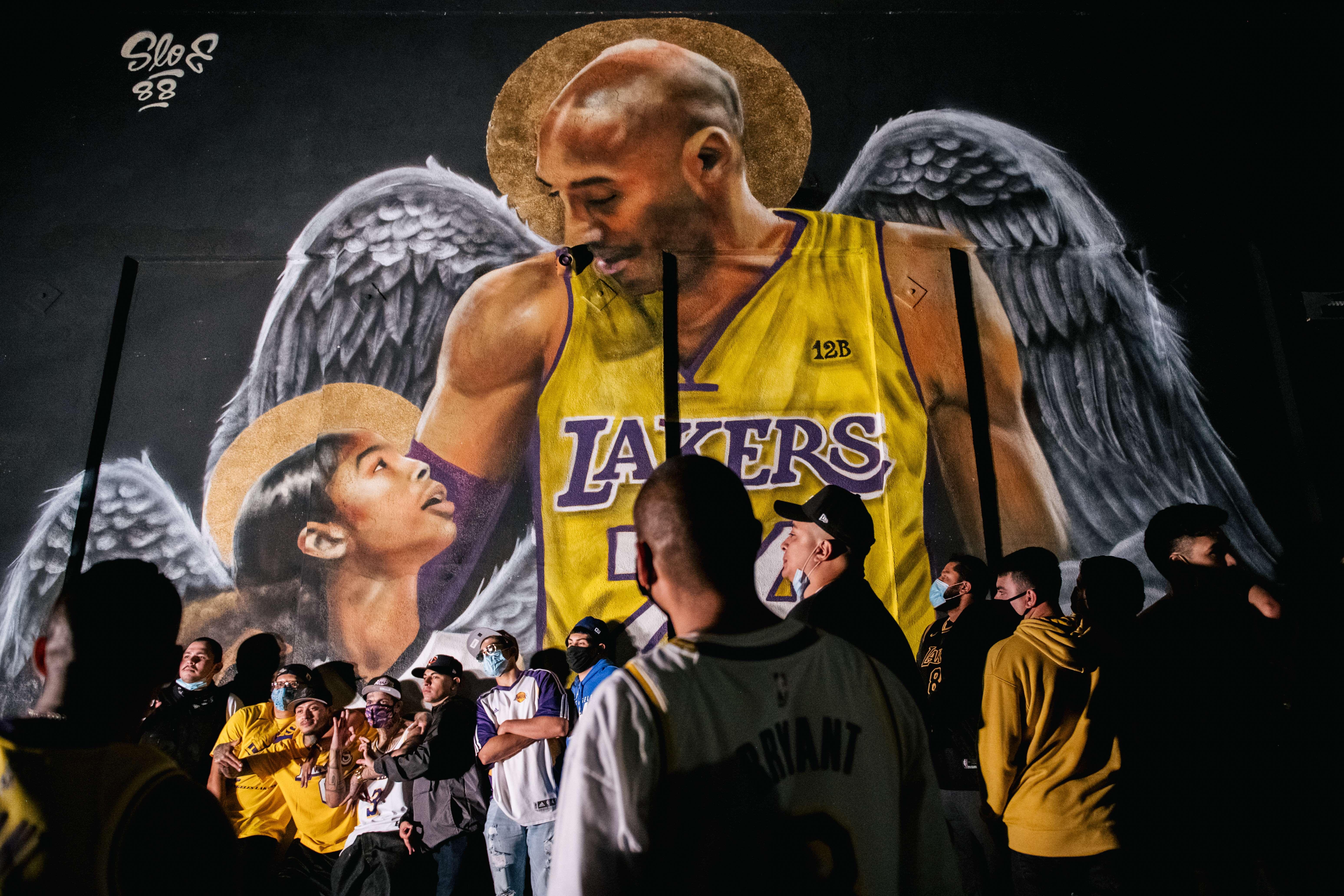 NBA: Kobe Bryant wird im Mai in die Hall of Fame aufgenommen