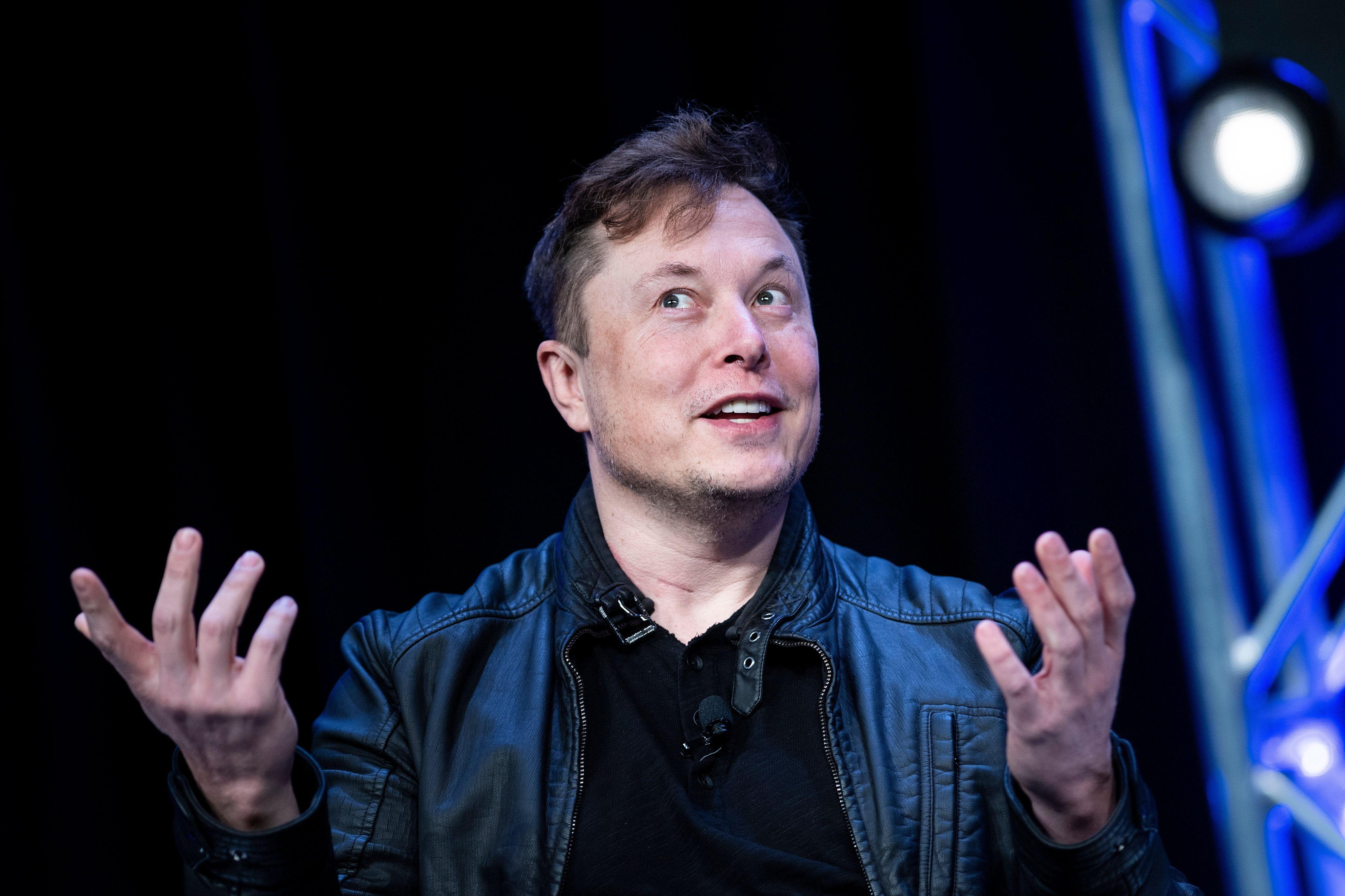 Tesla-Chef schließt Fusion mit anderen Autoherstellern nicht aus