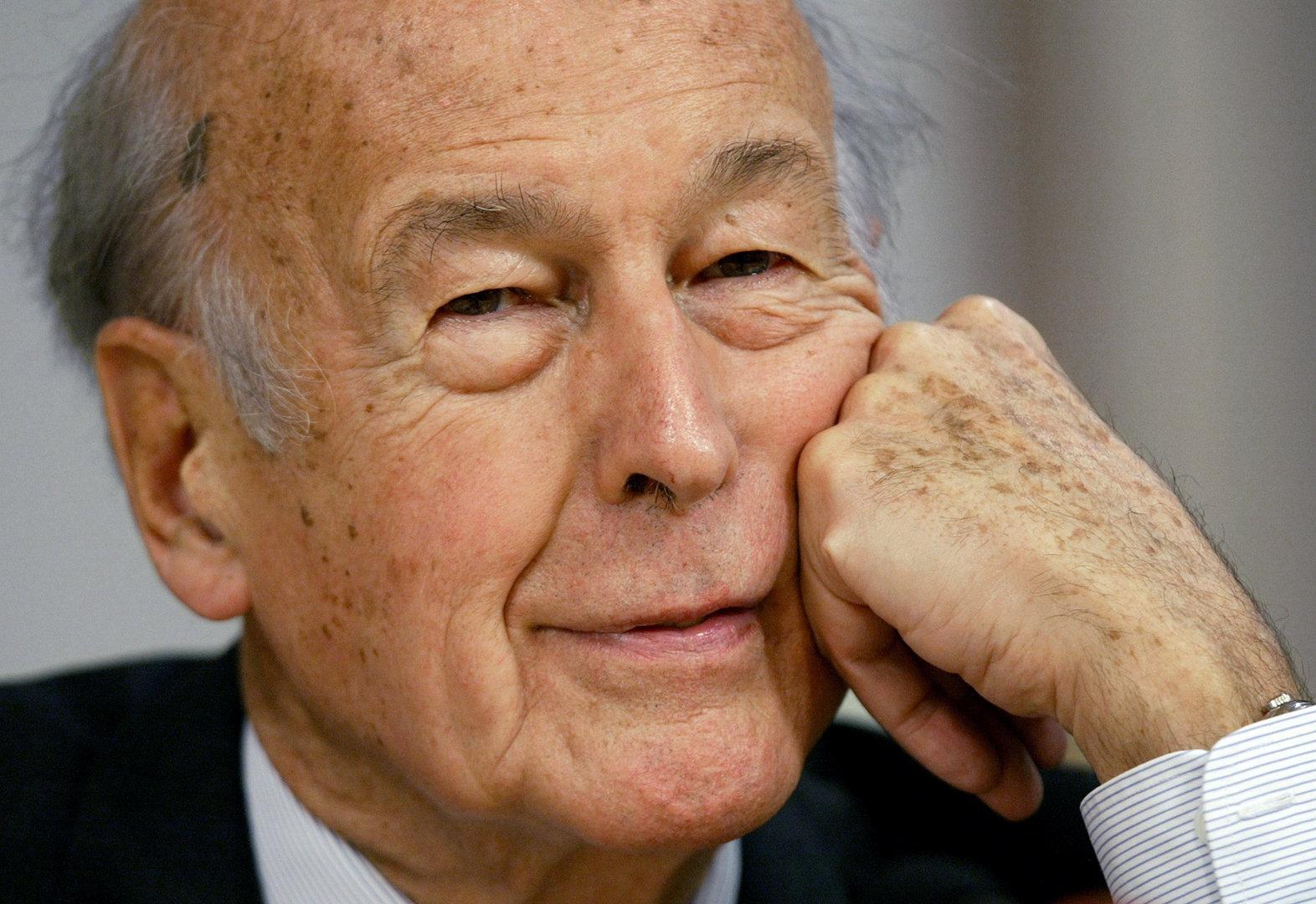 Frankreichs Ex-Präsident Valéry Giscard d'Estaing ist tot