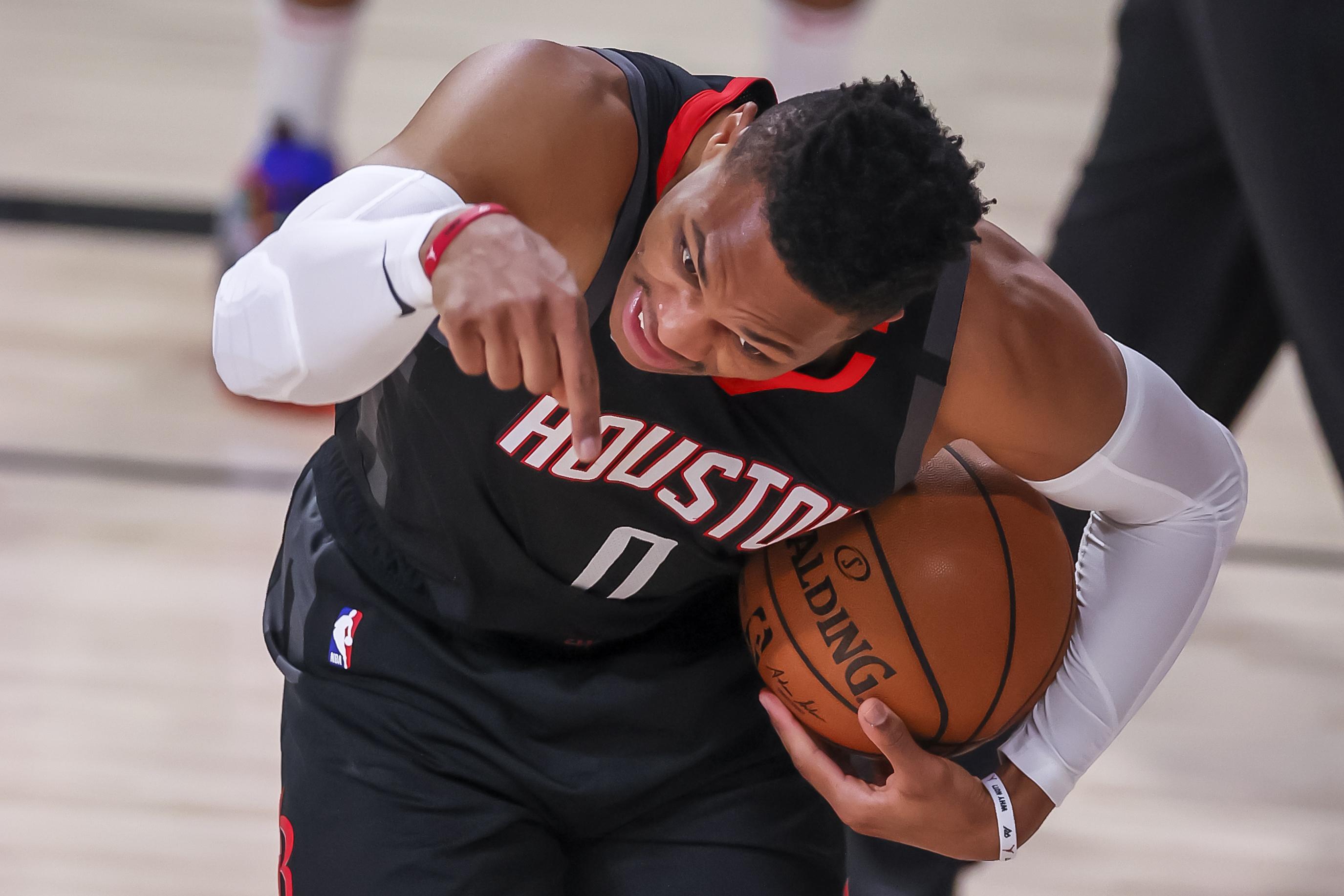 NBA: Überraschender Westbrook-Wechsel von Rockets zu Wizards