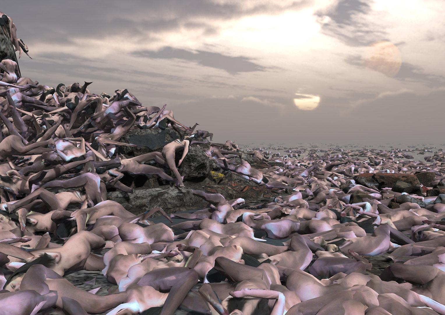Bilder für den Handlungsbedarf: Wie Kunst dem Klimaschutz hilft