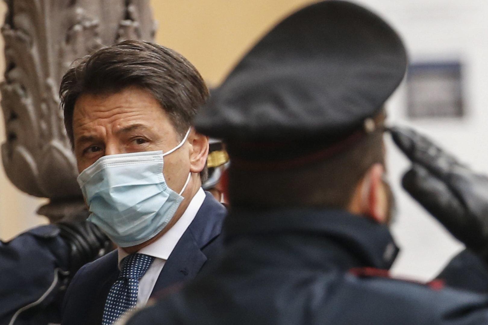 Italiens Regierung steckt wieder fest in politischen  Spielchen