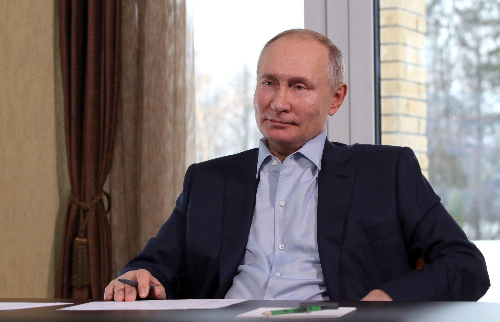 Putin weist persönlich Palast-Vorwürfe von Nawalny zurück