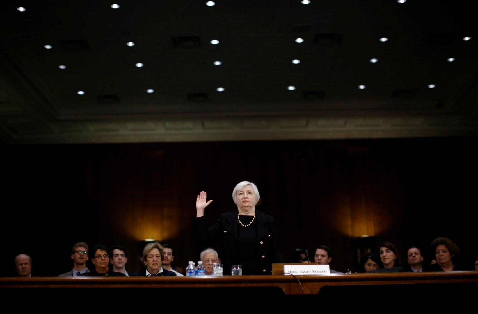 Janet Yellen als US-Finanzministerin bestätigt