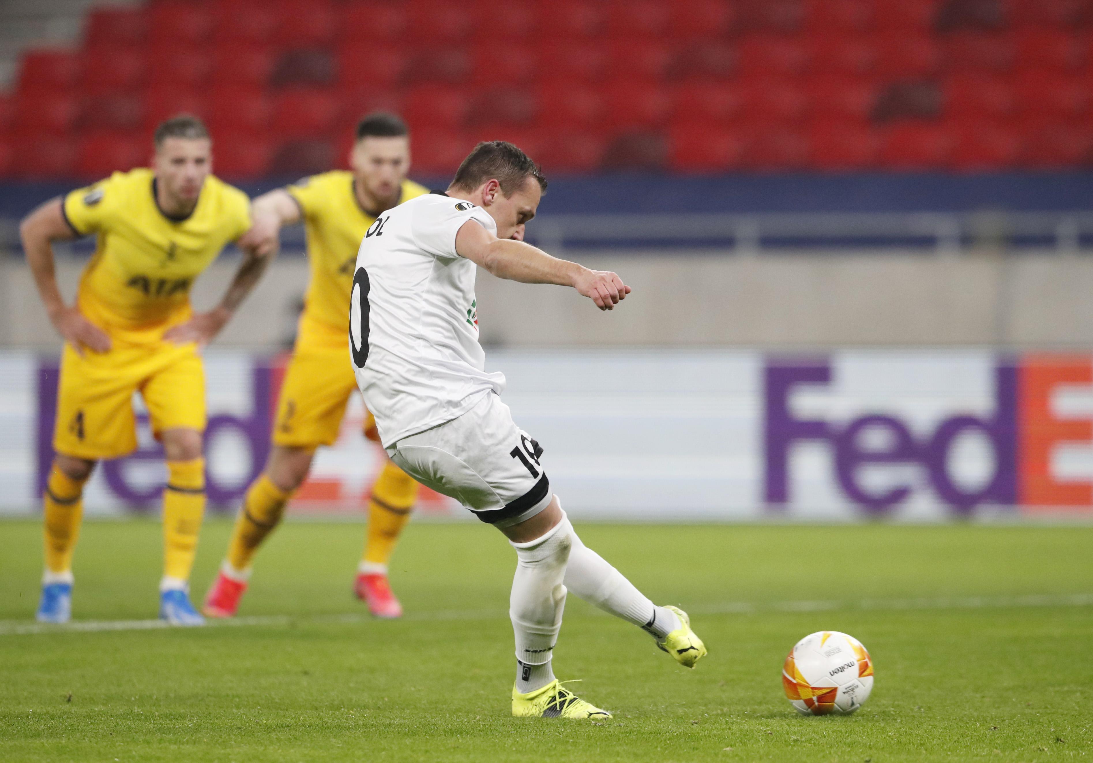 Europa League - Round of 32 First Leg - Wolfsberger AC v Tottenham Hotspur