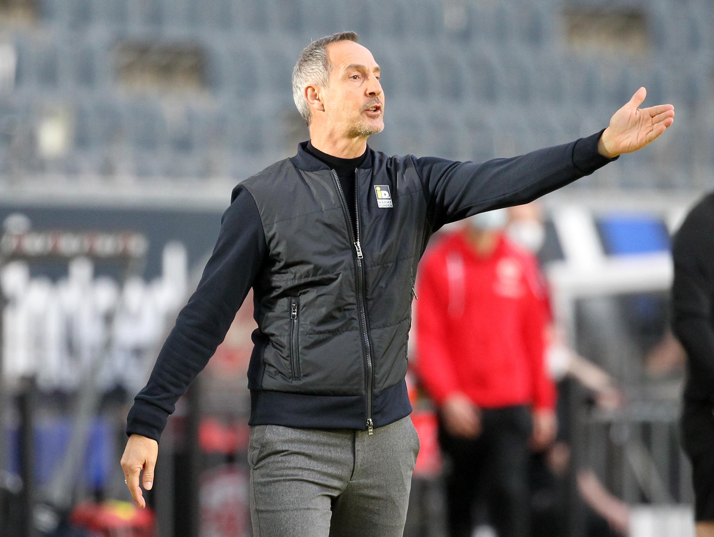 Bundesliga - Eintracht Frankfurt v Bayern Munich