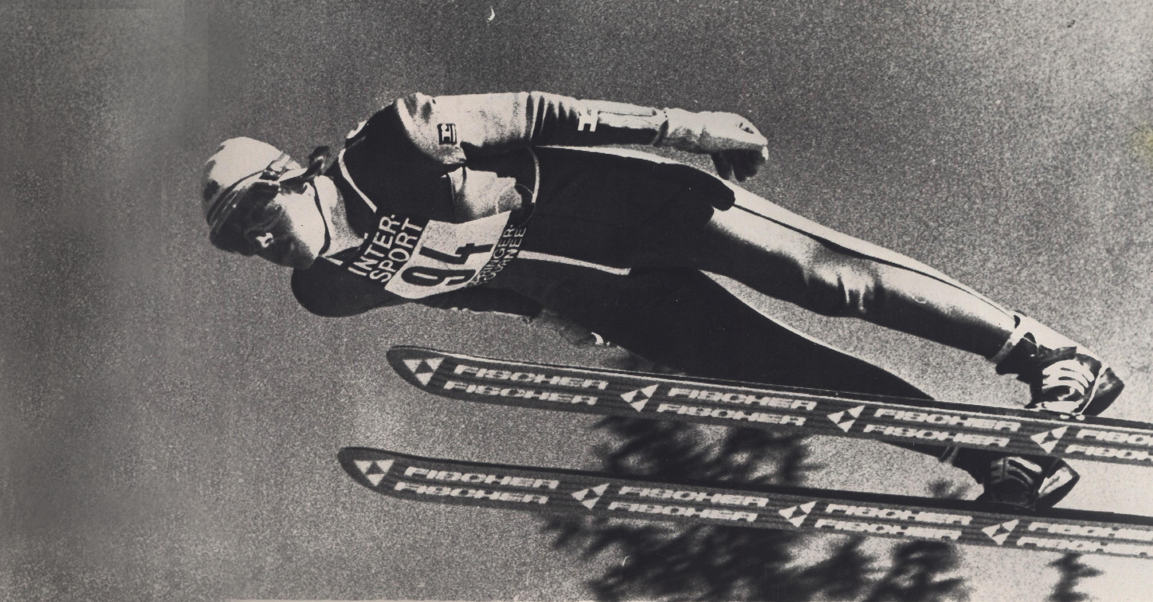 Das Ende einer Skisprung-Ära: Als die Flugsaurier ausstarben